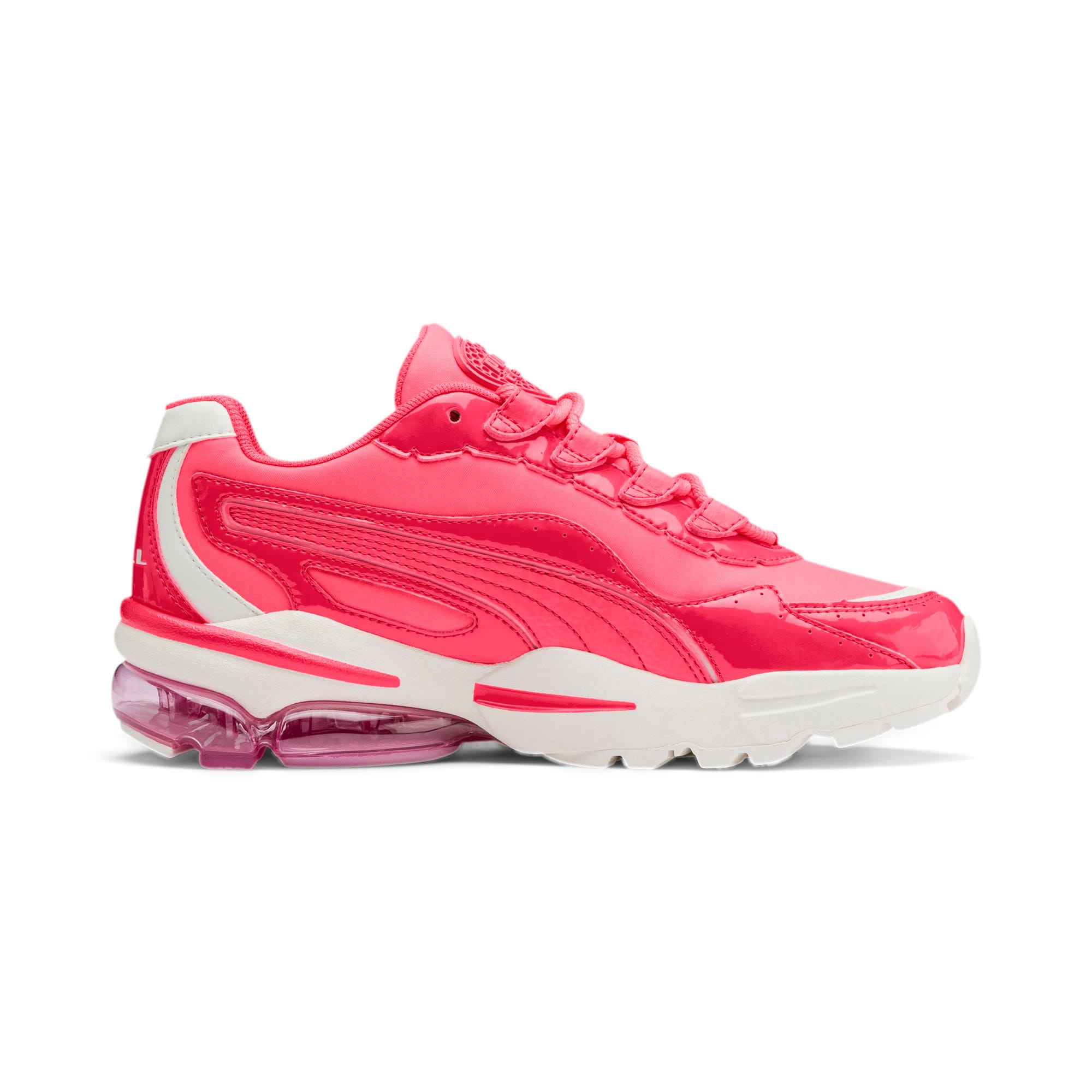 Thumbnail 6 of CELL Stellar Neon Women's Sneakers, Pink Alert-Heather, medium