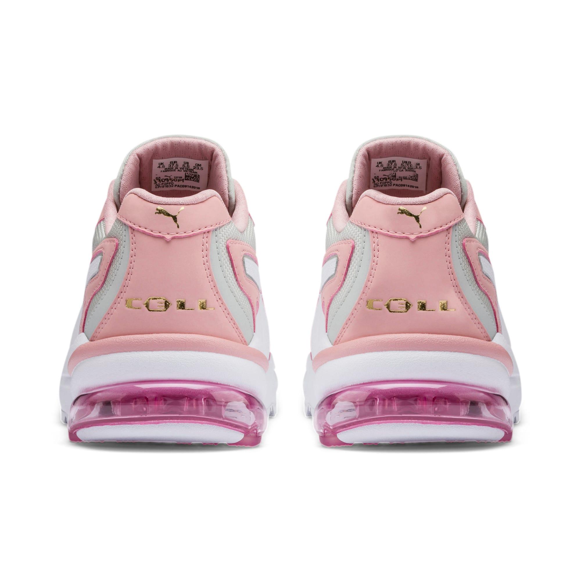Thumbnail 4 of CELL Stellar Damen Sneaker, Bridal Rose-Gray Violet, medium