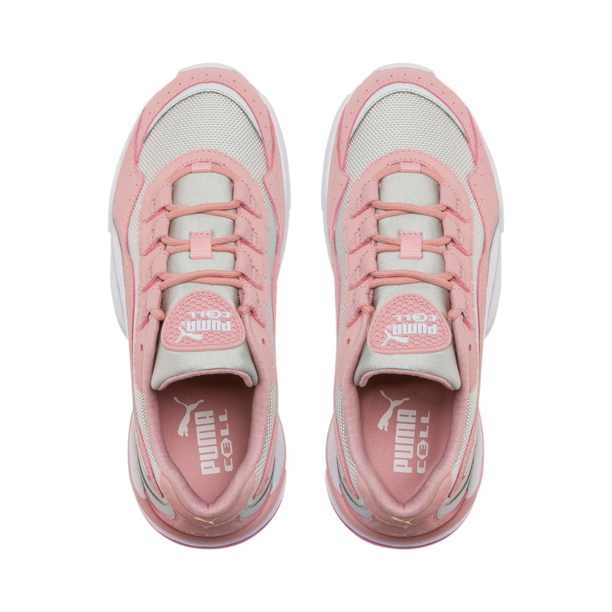 Thumbnail 7 of CELL Stellar Damen Sneaker, Bridal Rose-Gray Violet, medium