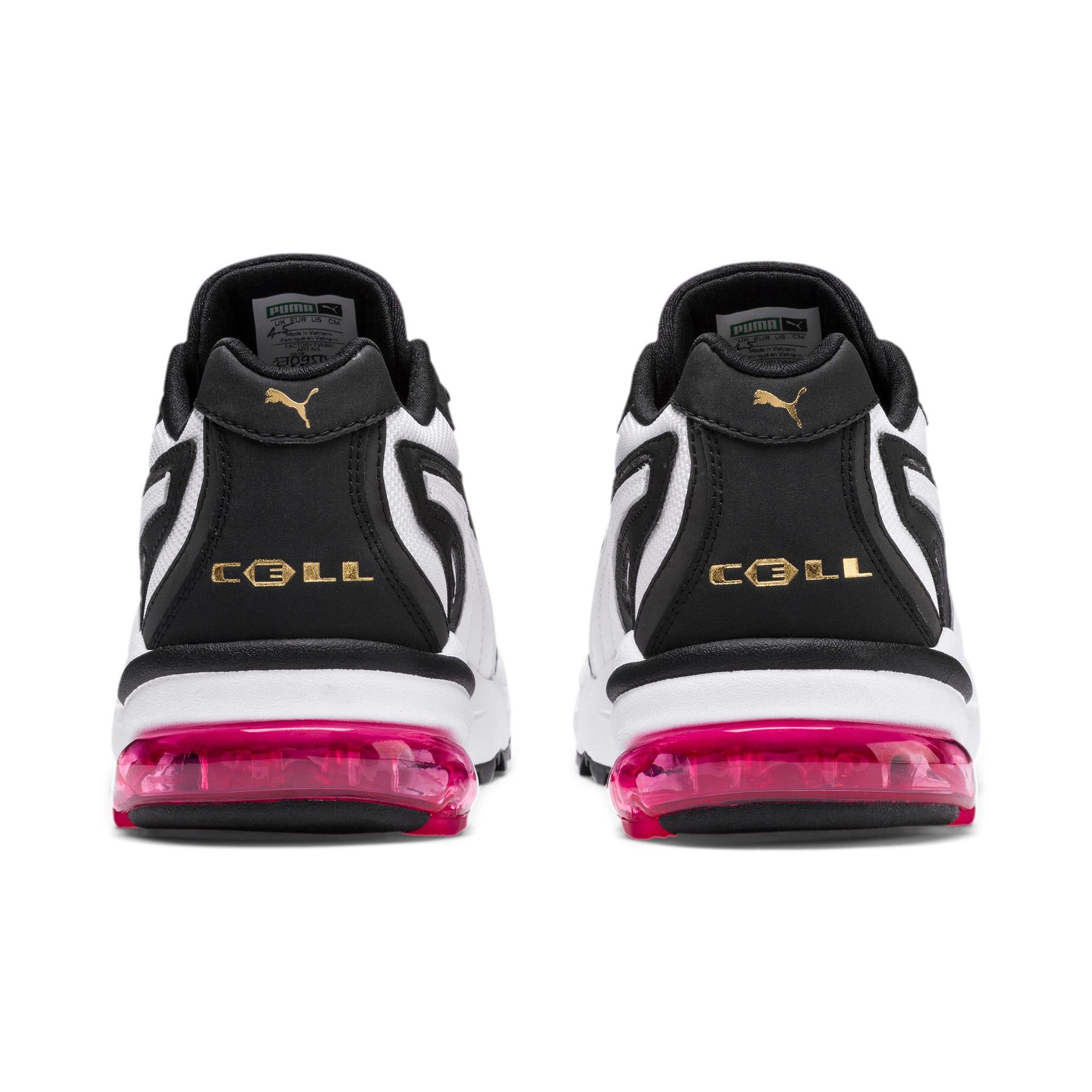 Thumbnail 3 of CELL Stellar Damen Sneaker, Puma White-Puma Black, medium