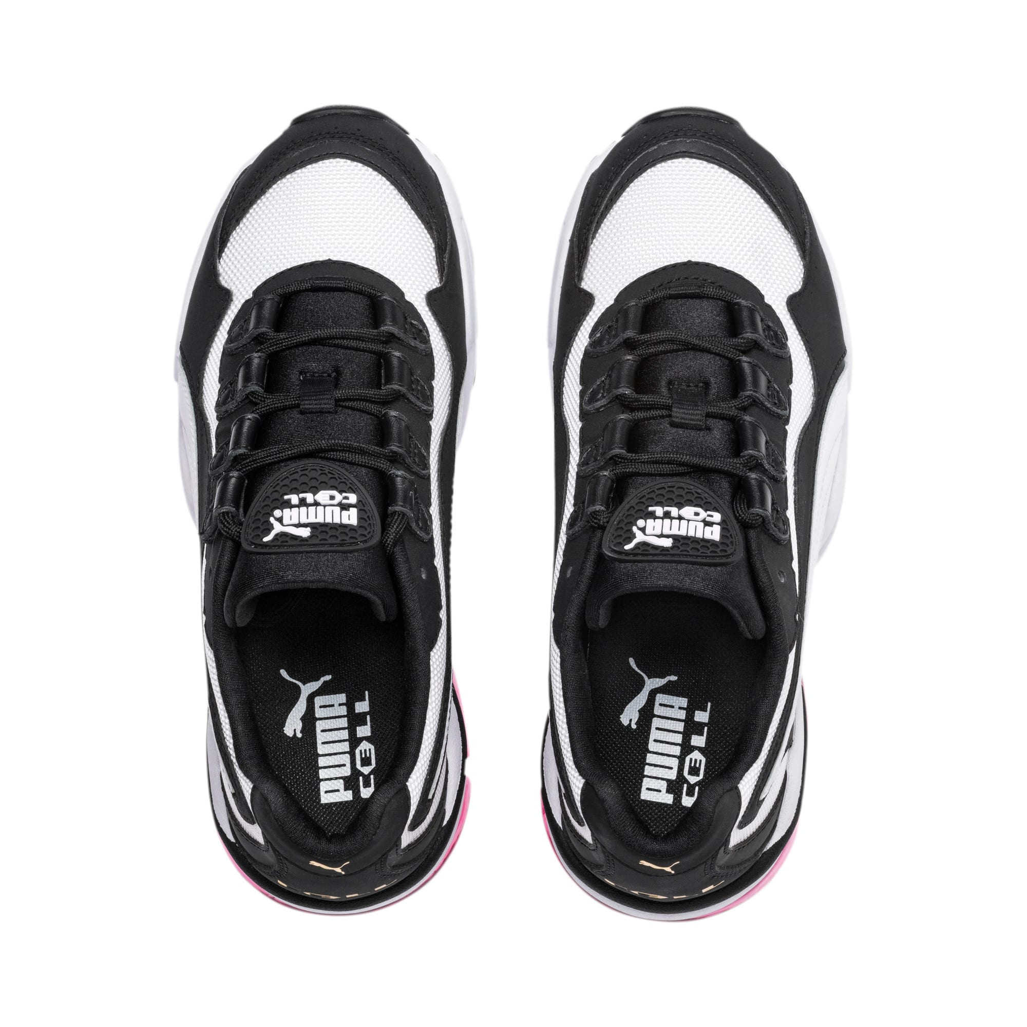 Thumbnail 6 of CELL Stellar Women's Sneakers, Puma White-Puma Black, medium