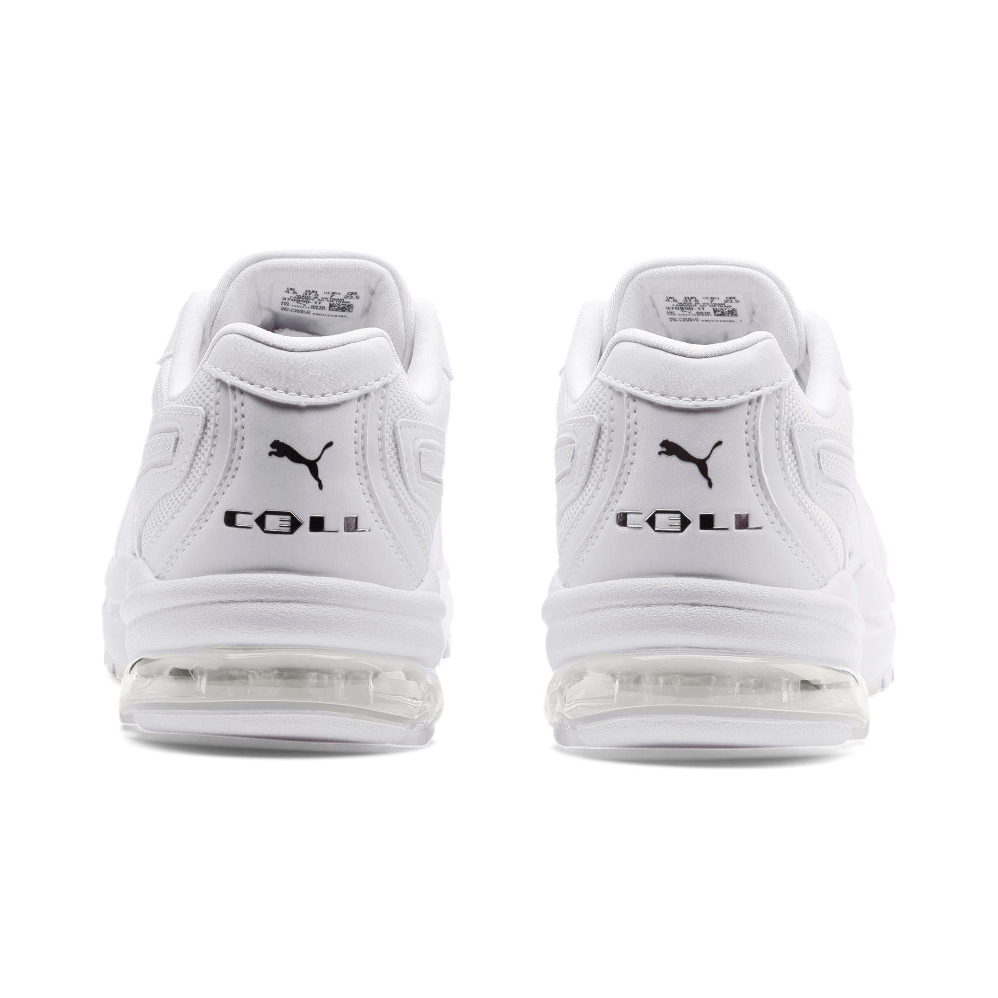 Thumbnail 3 of CELL Stellar Damen Sneaker, Puma White-Silver, medium