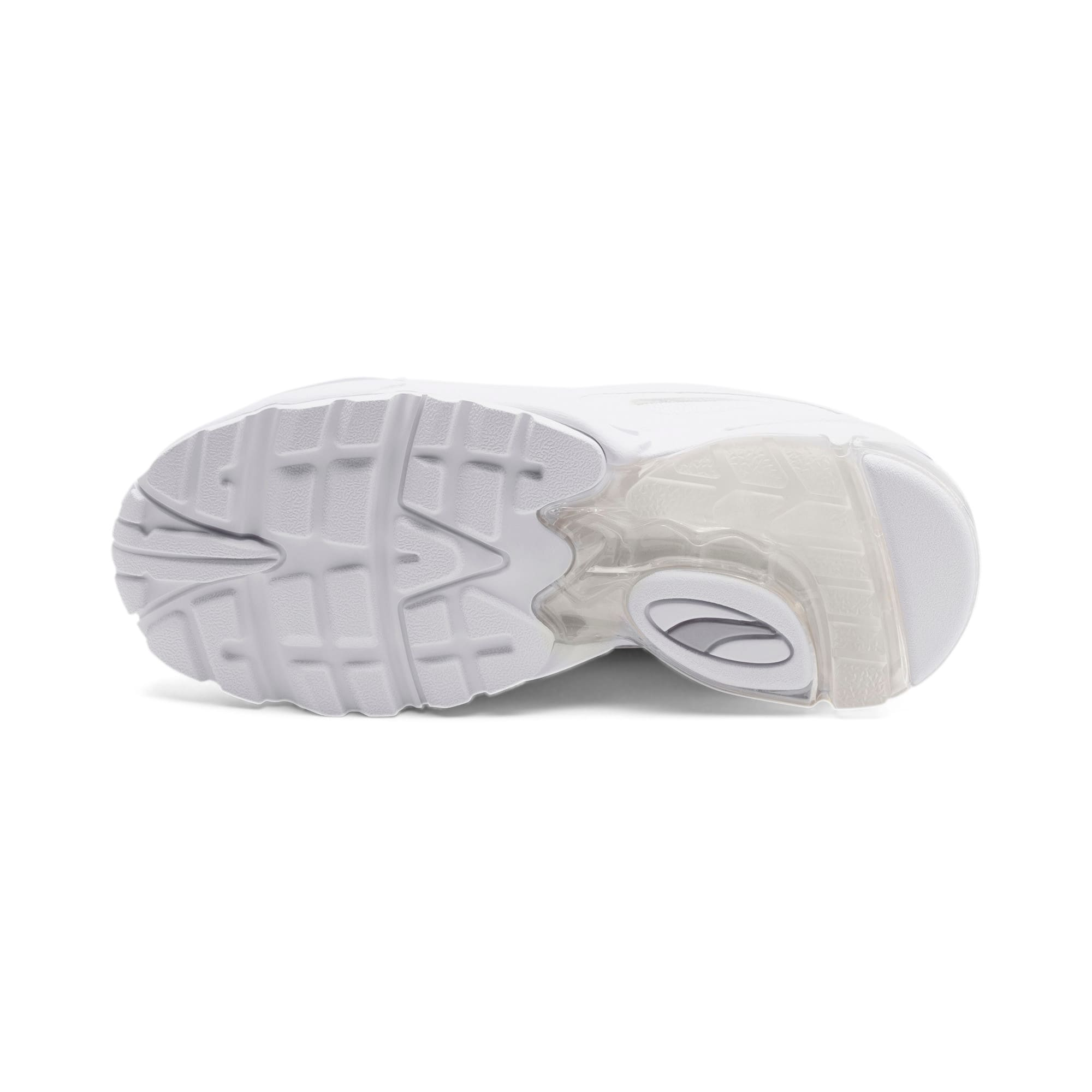 Thumbnail 4 of CELL Stellar Damen Sneaker, Puma White-Silver, medium