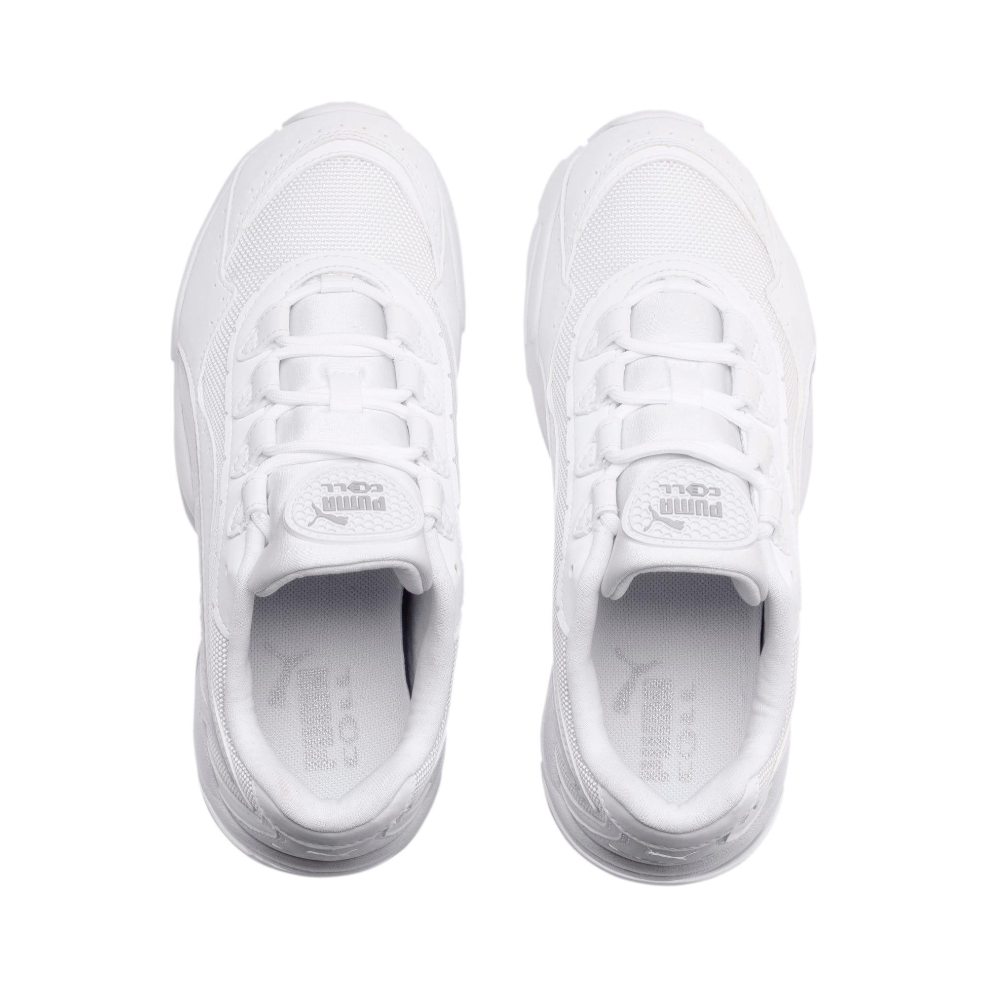 Thumbnail 6 of CELL Stellar Damen Sneaker, Puma White-Silver, medium