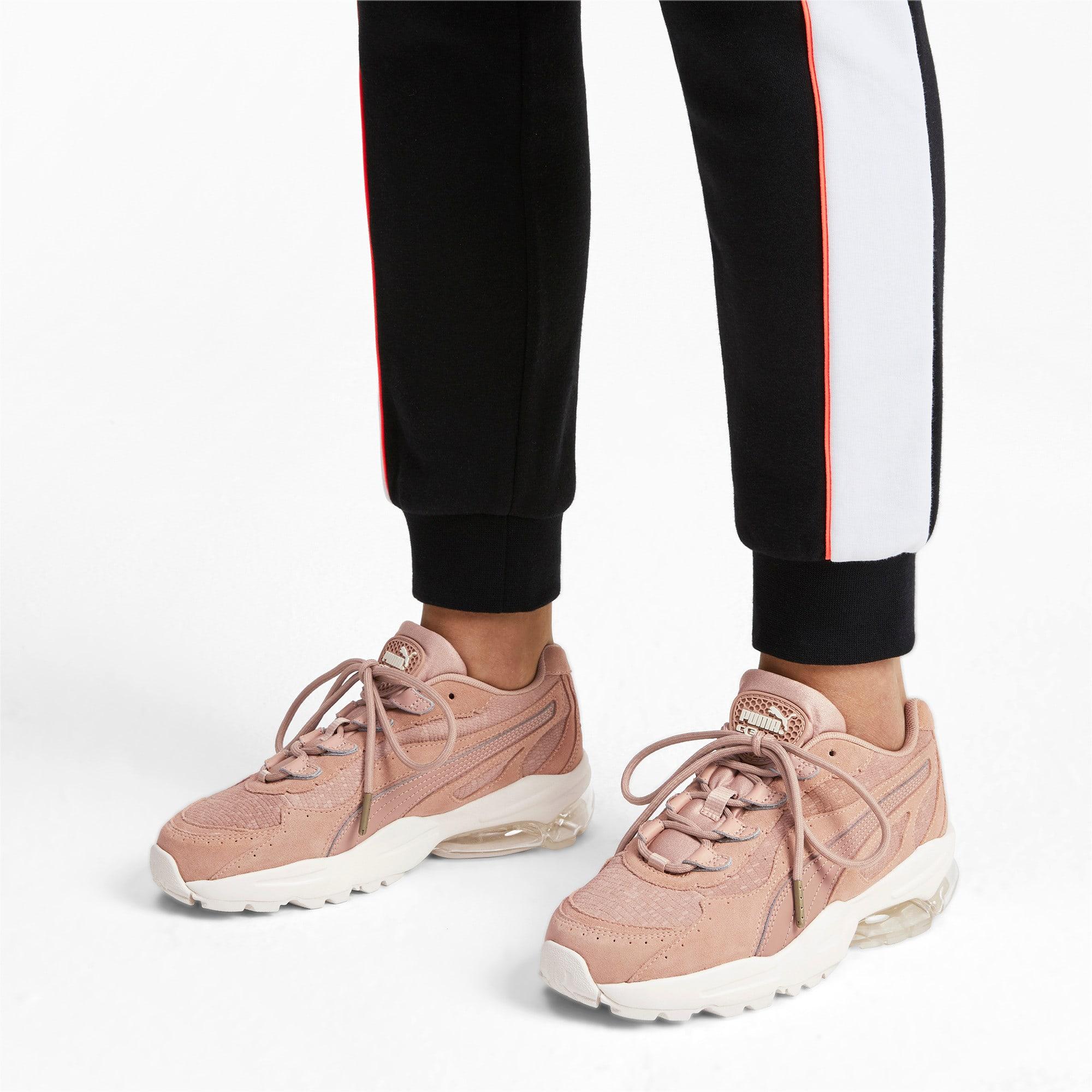Thumbnail 3 of CELL Stellar Tonal Women's Sneakers, Nougat-Puma Team Gold, medium