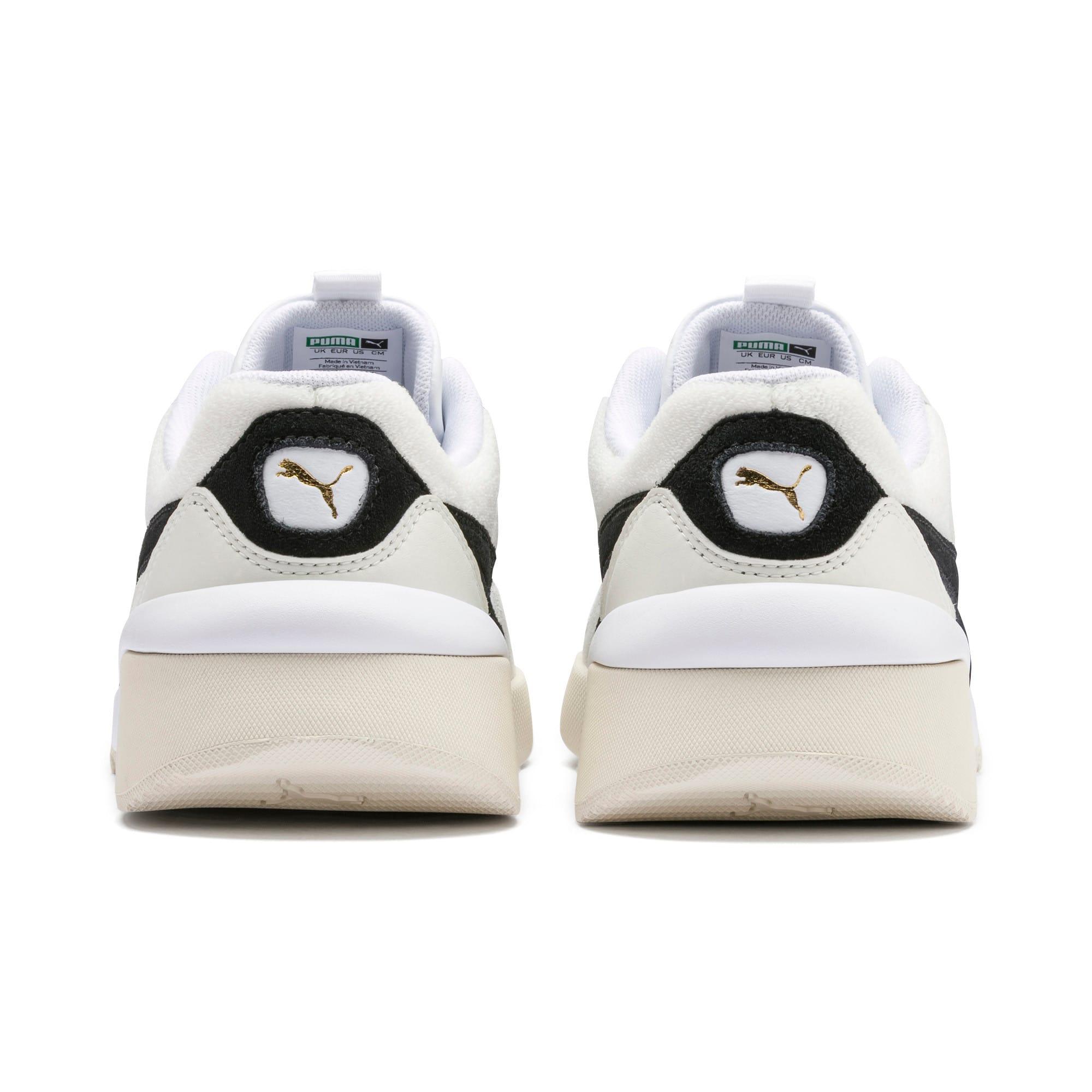 Thumbnail 4 of Aeon Heritage Women's Sneakers, Puma White-Puma Black, medium