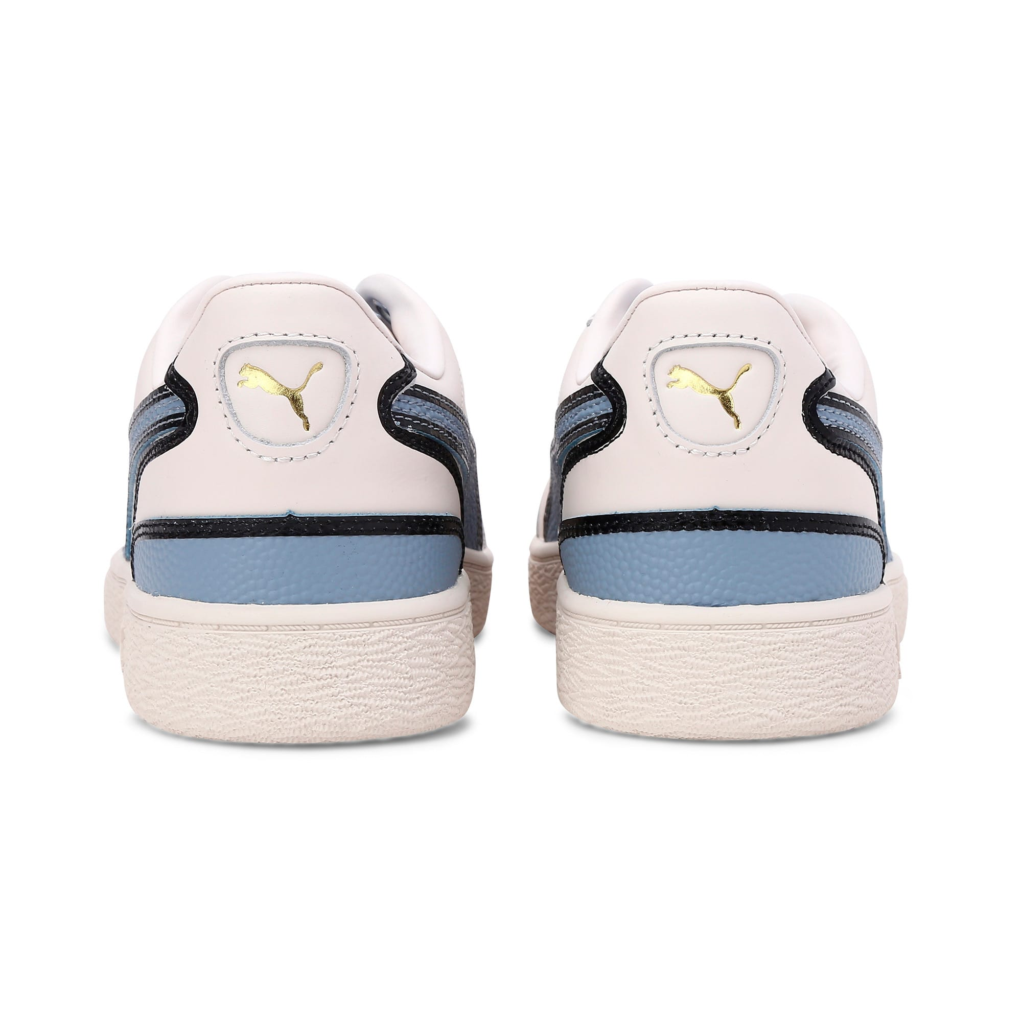 Thumbnail 5 of Ralph Sampson Lo Hoops Trainers, Pastel-Faded Denim-Pastel, medium-IND