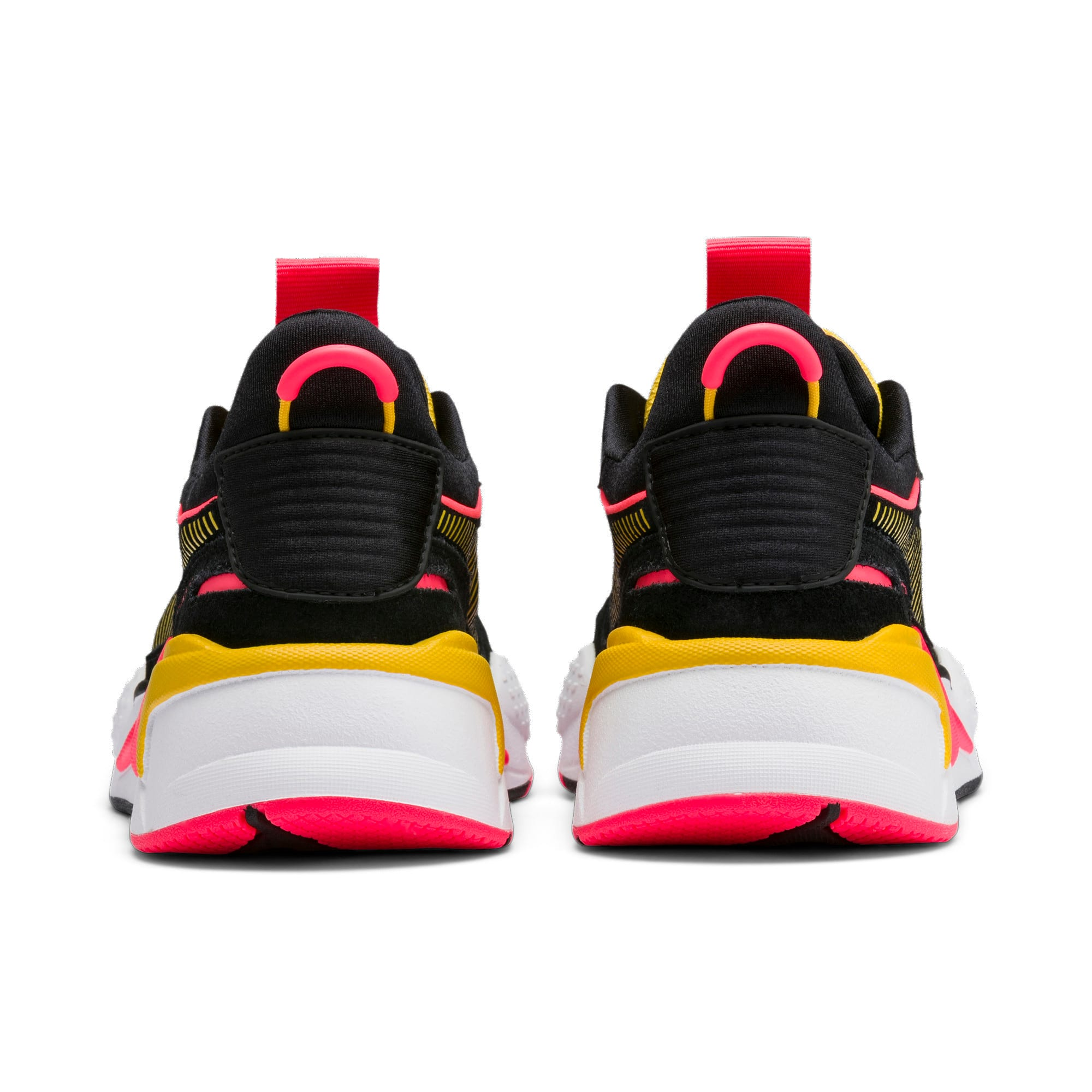 Thumbnail 4 of RS-X Reinvent Women's Trainers, Puma Black-Sulphur, medium