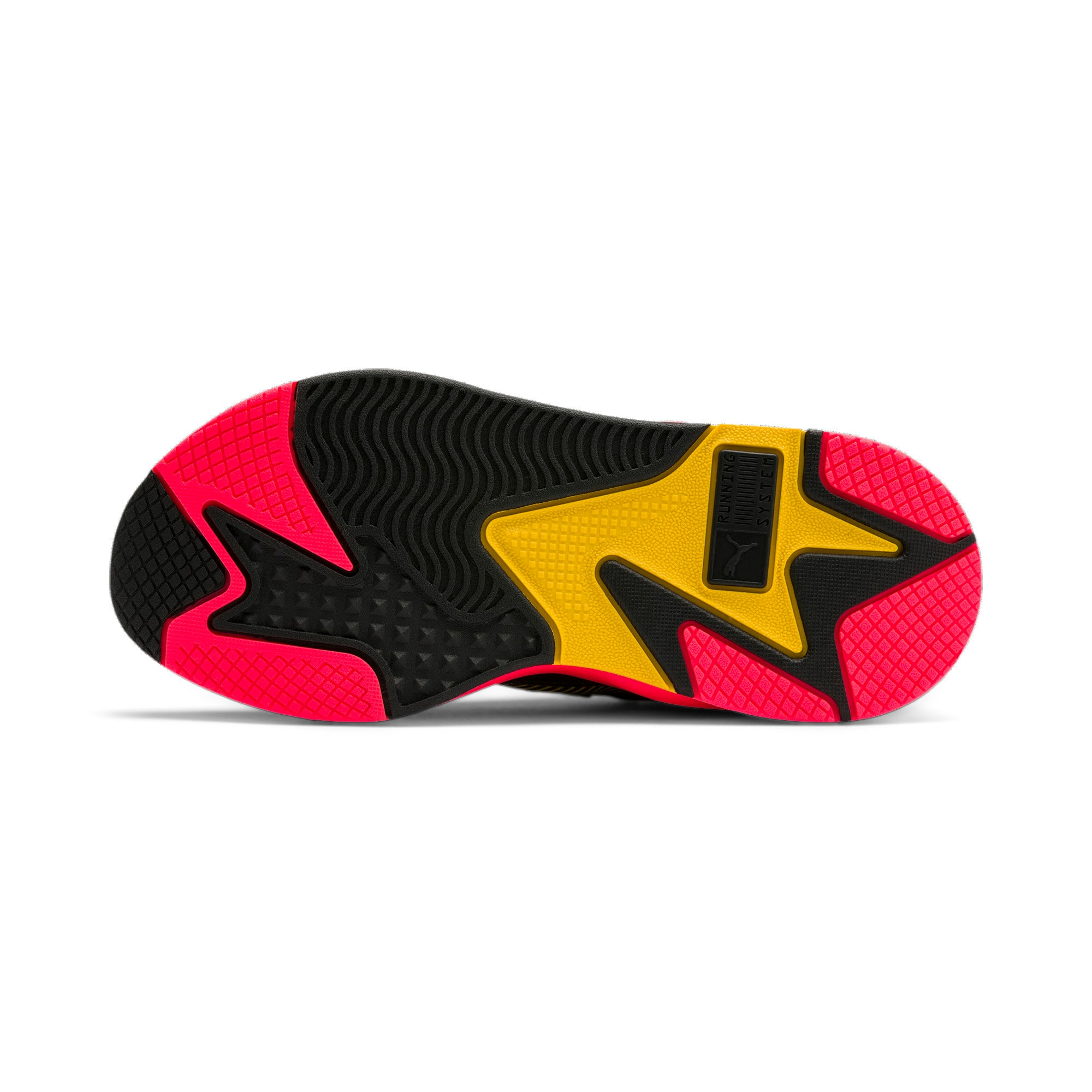 Thumbnail 5 of RS-X Reinvent Women's Trainers, Puma Black-Sulphur, medium