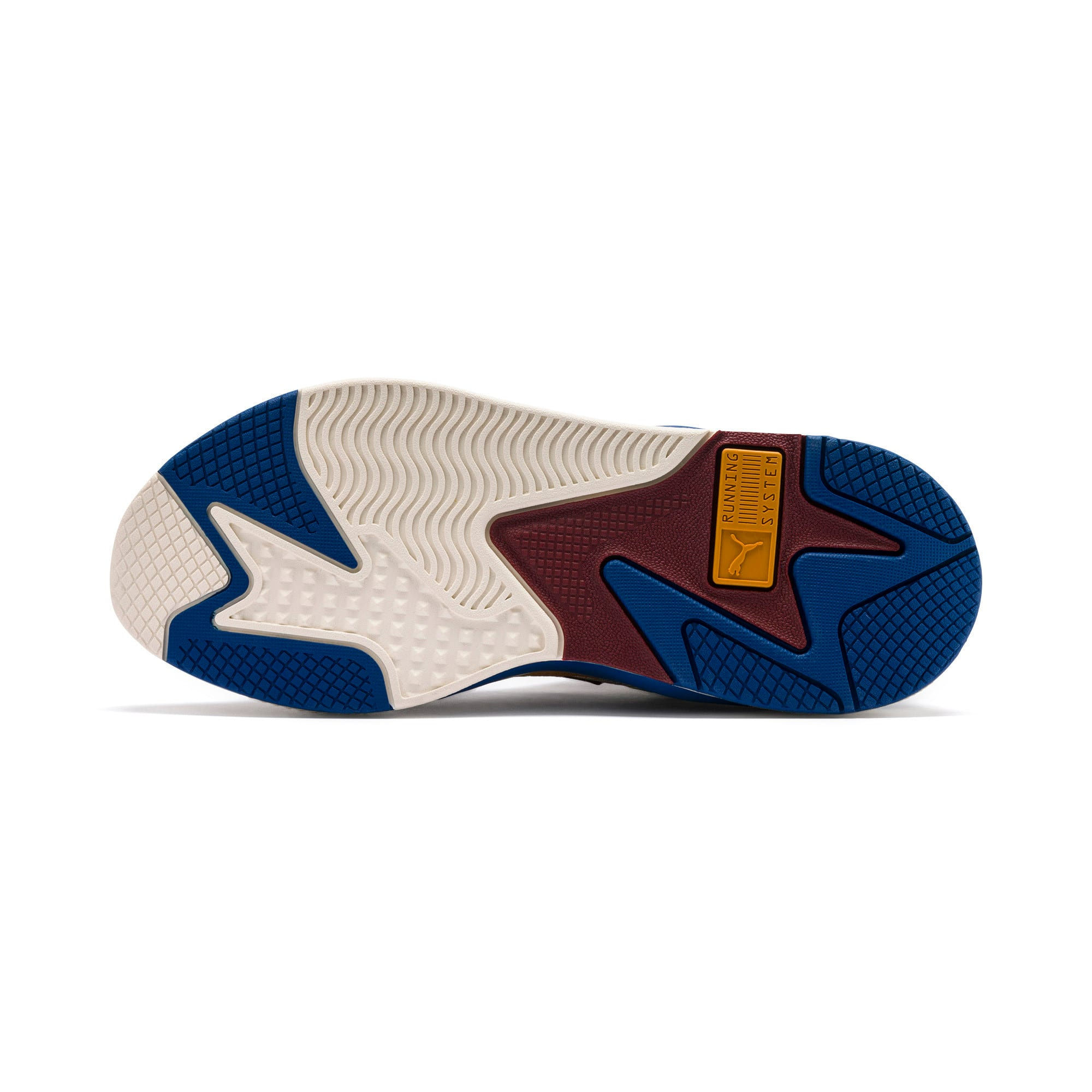 Thumbnail 6 of PUMA x TYAKASHA RS-X Sneakers, Whisper White-Fired Brick, medium
