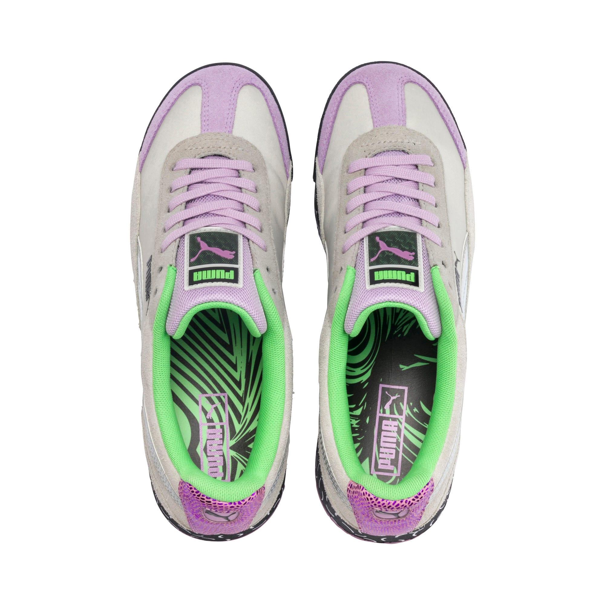 Thumbnail 6 of Roma Amor Dimension Women's Sneakers, Agate Gray-Smoky Grape, medium