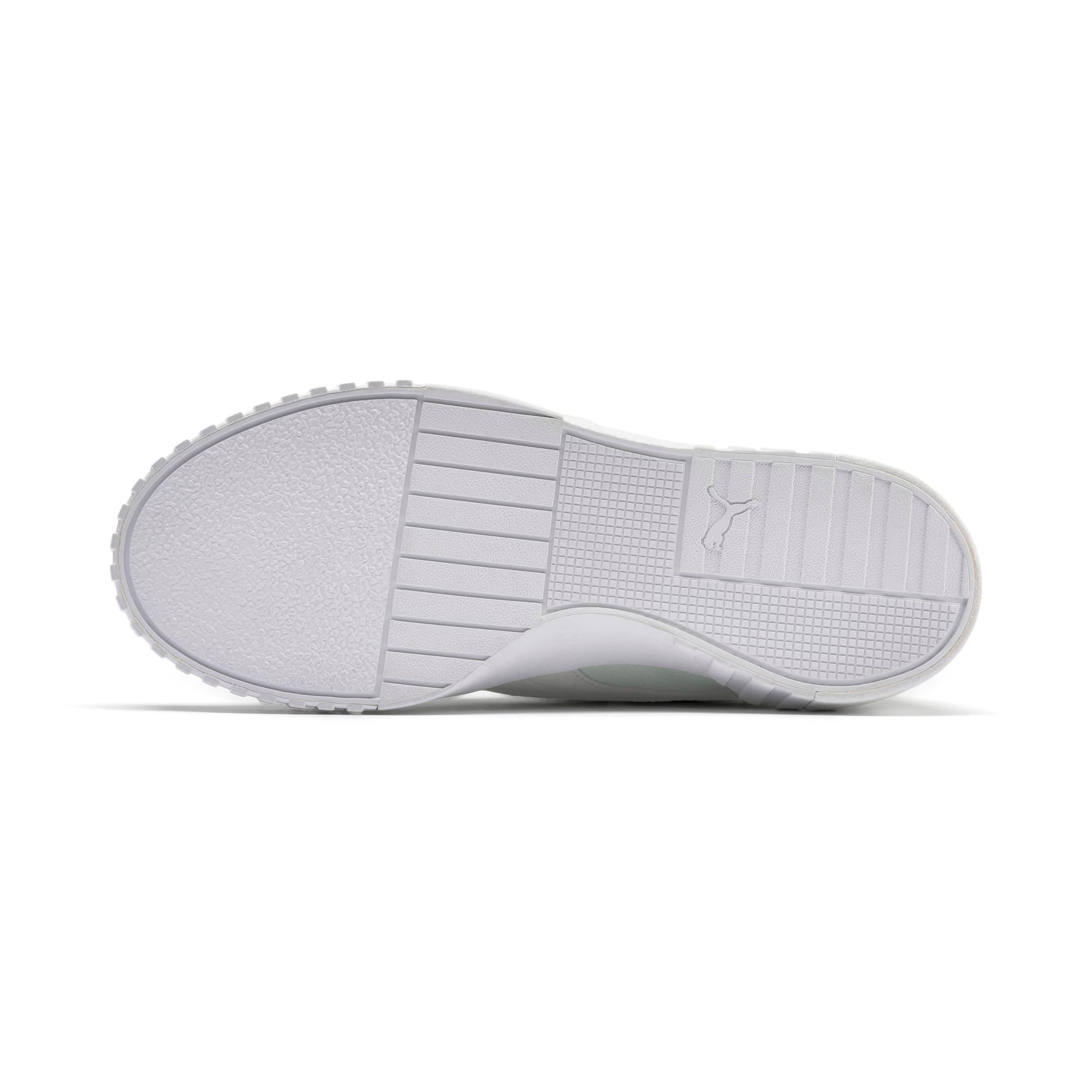 Thumbnail 5 of SG x Cali Suede Women's Sneakers, Fair Aqua-Puma White, medium