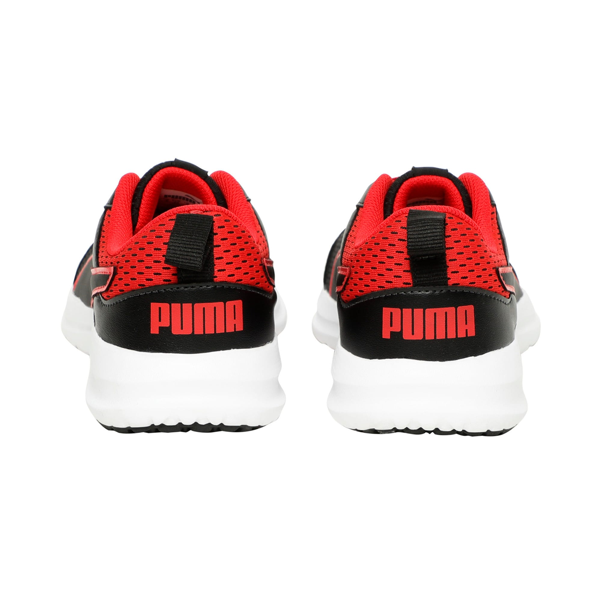 Thumbnail 3 of Dune-dust IDP Puma Black-High Risk Red, Puma Black-High Risk Red, medium-IND