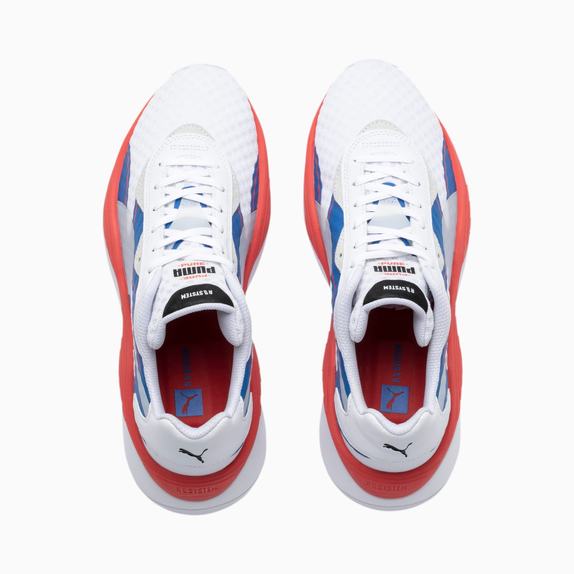 puma r system scarpe