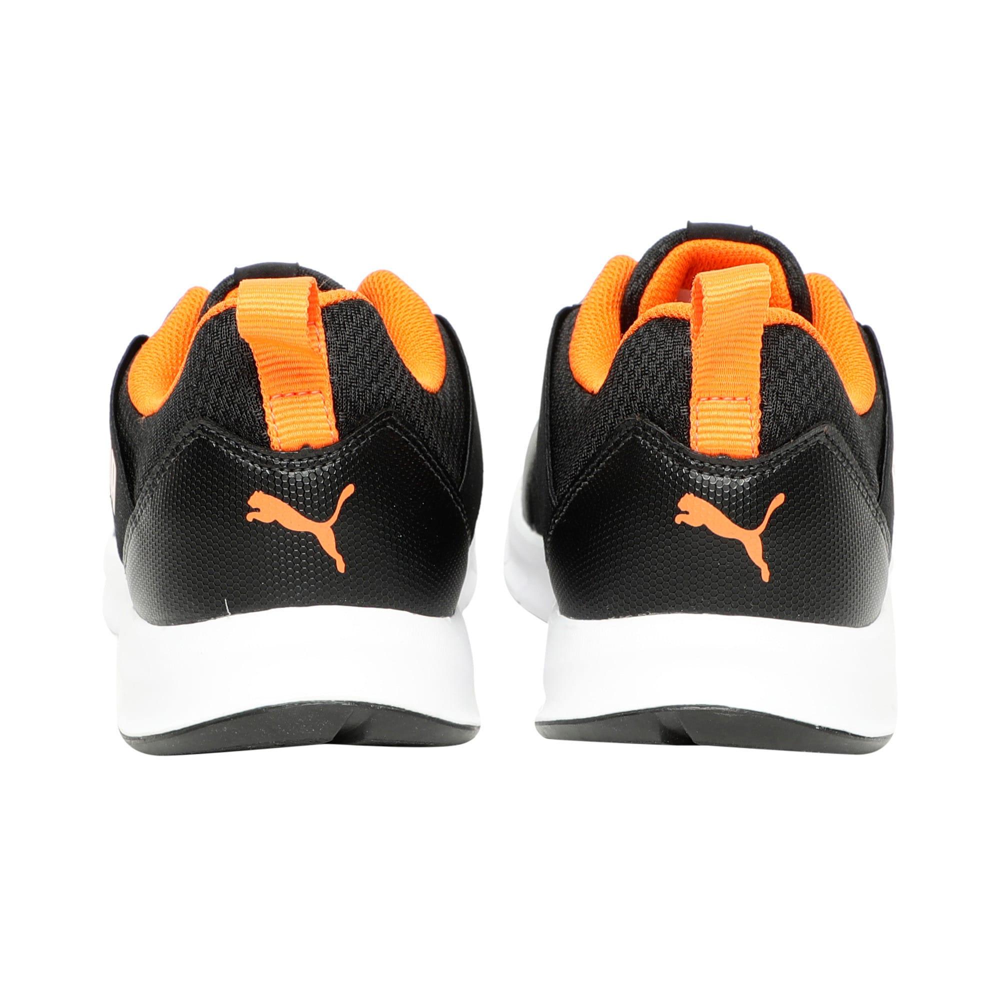 Thumbnail 3 of Movemax IDP Puma Black-Vibrant Orange, Puma Black-Vibrant Orange, medium-IND