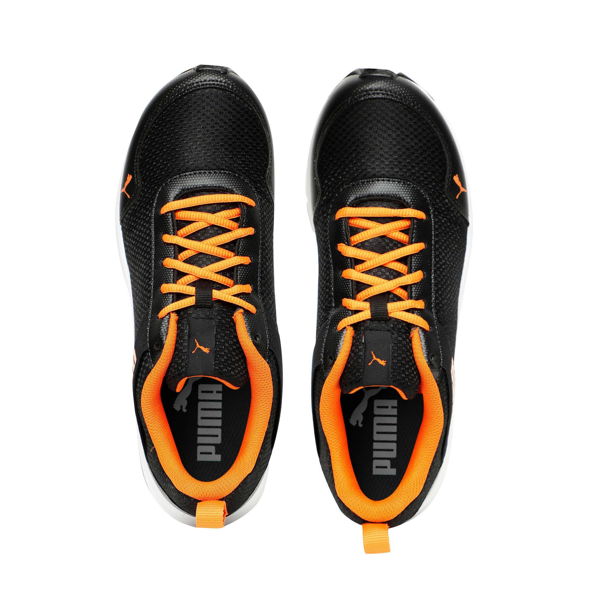 Thumbnail 5 of Movemax IDP Puma Black-Vibrant Orange, Puma Black-Vibrant Orange, medium-IND