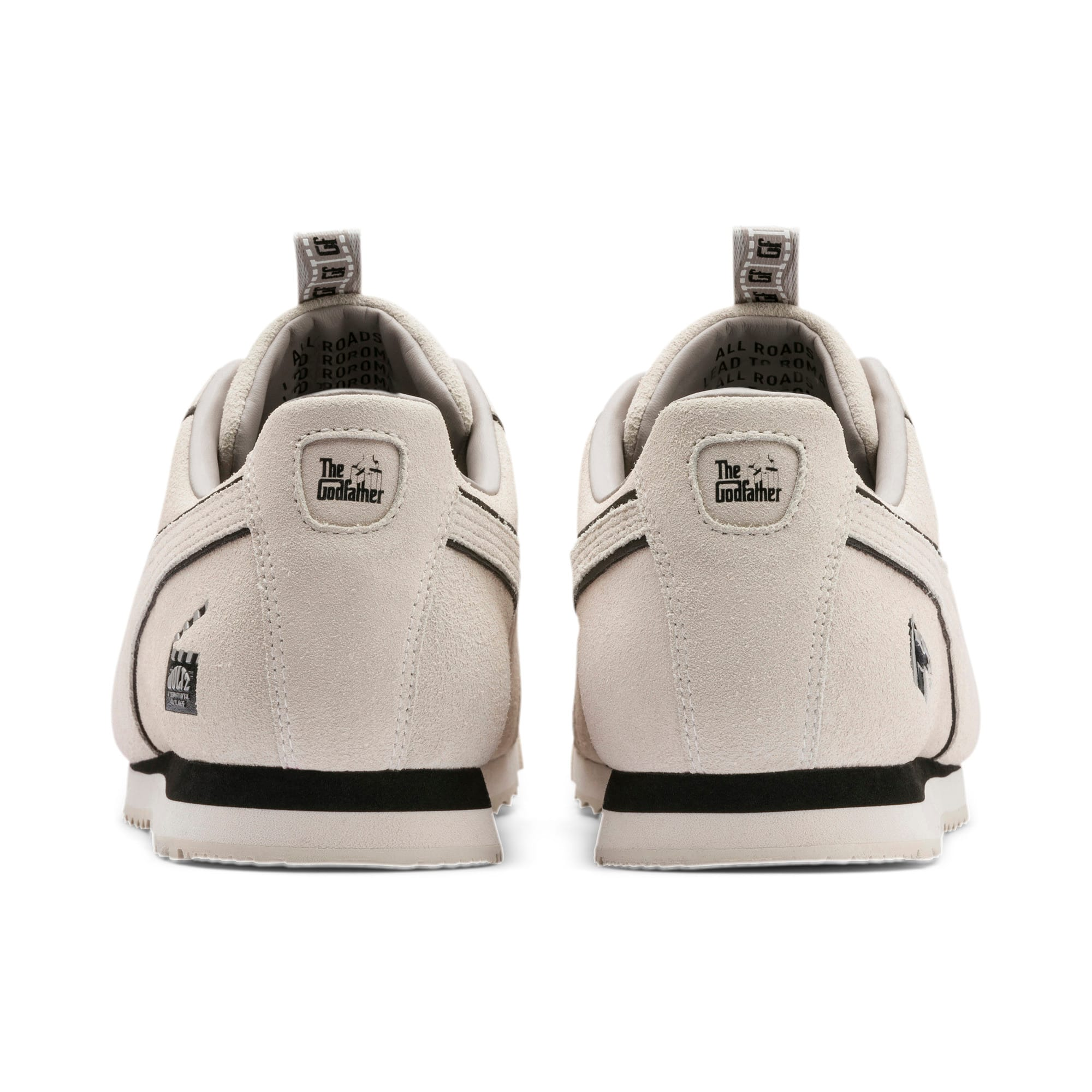 Miniatura 3 de Zapatos deportivos PUMA x THE GODFATHER Roma Woltz, WINDCHIME-Puma negro, mediano