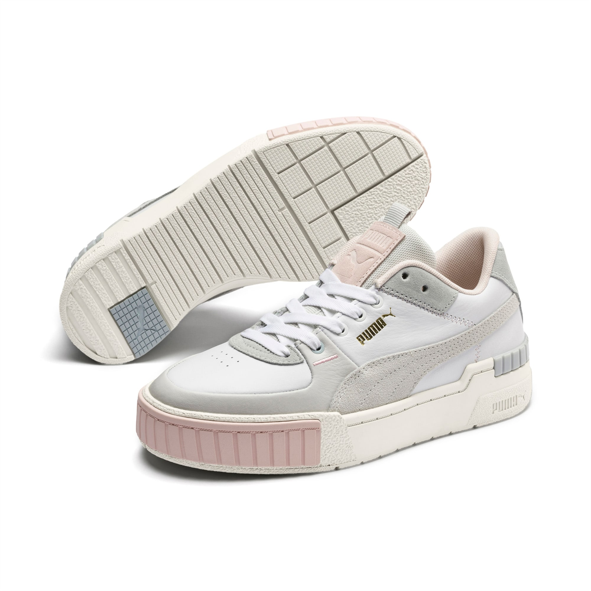 Cali Sport Mix Damen Sneaker | Puma White Marshmallow | PUMA