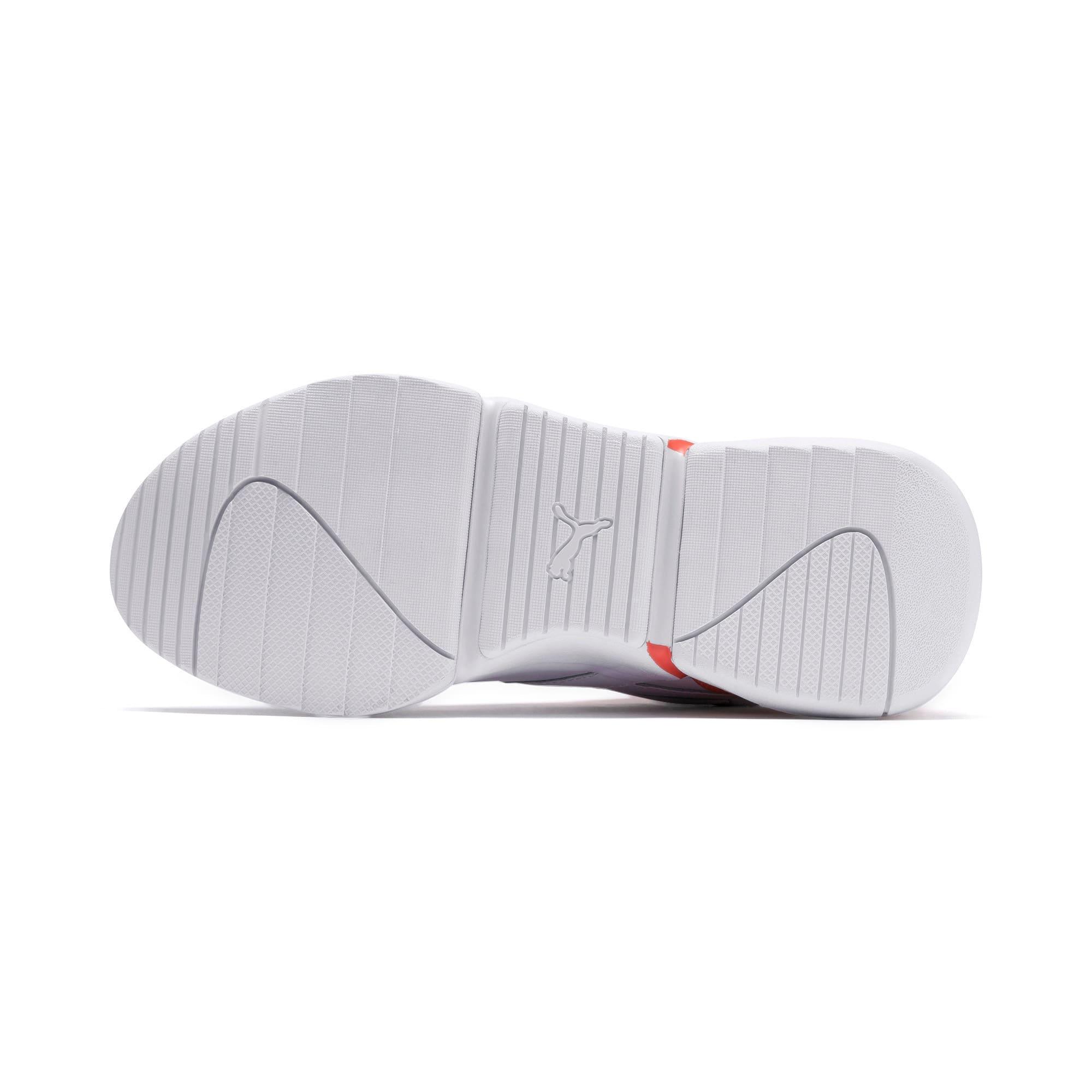 Thumbnail 4 of Nova x Pantone 2 Women's Sneakers, Puma White-Living Coral, medium