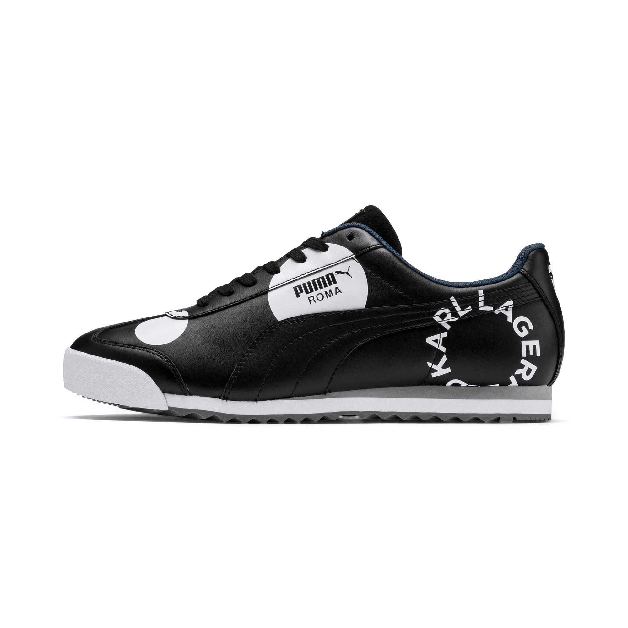 Thumbnail 1 of Zapatillas Roma PUMA x KARL LAGERFELD, Puma Black, medium