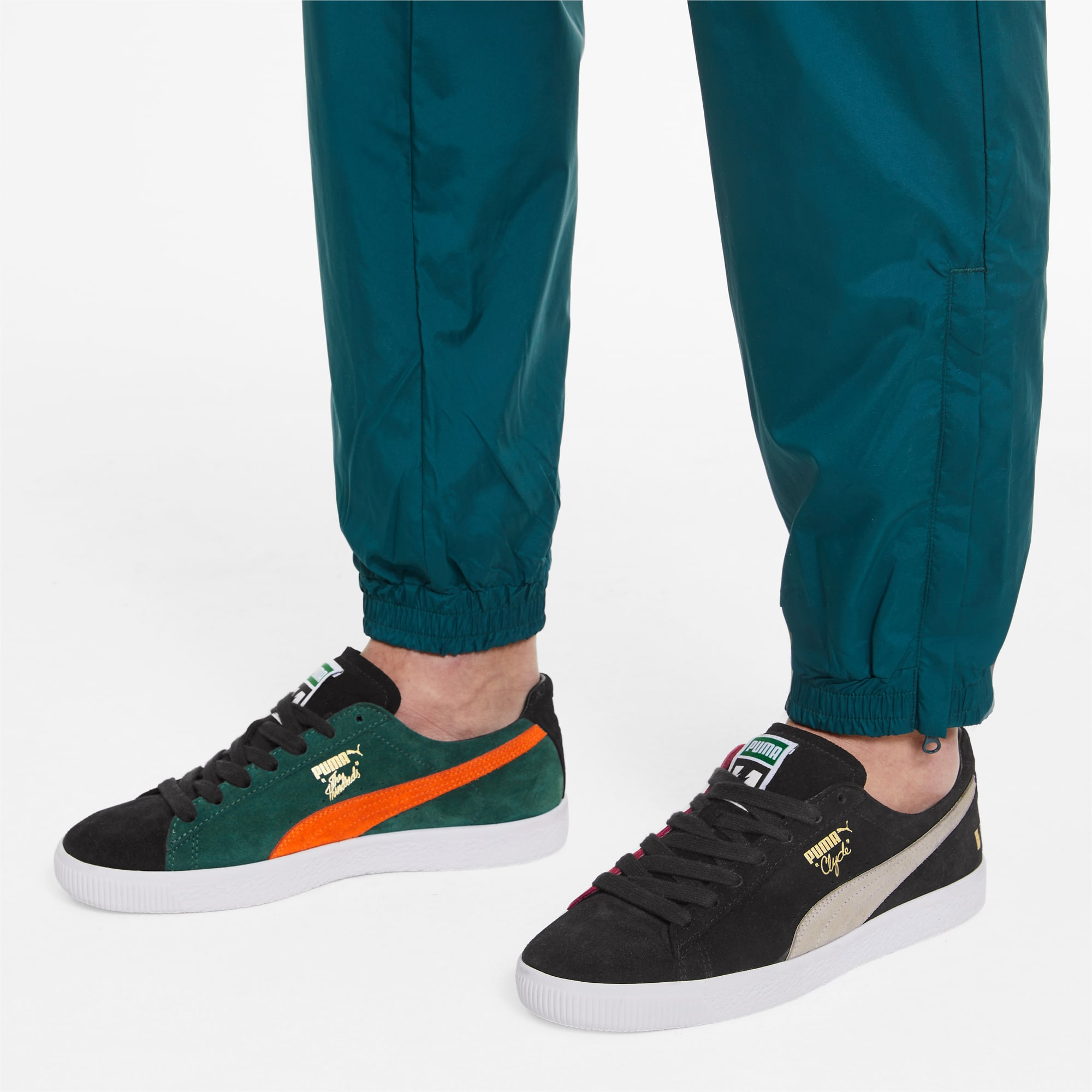 PUMA x THE HUNDREDS Clyde Men's Sneakers