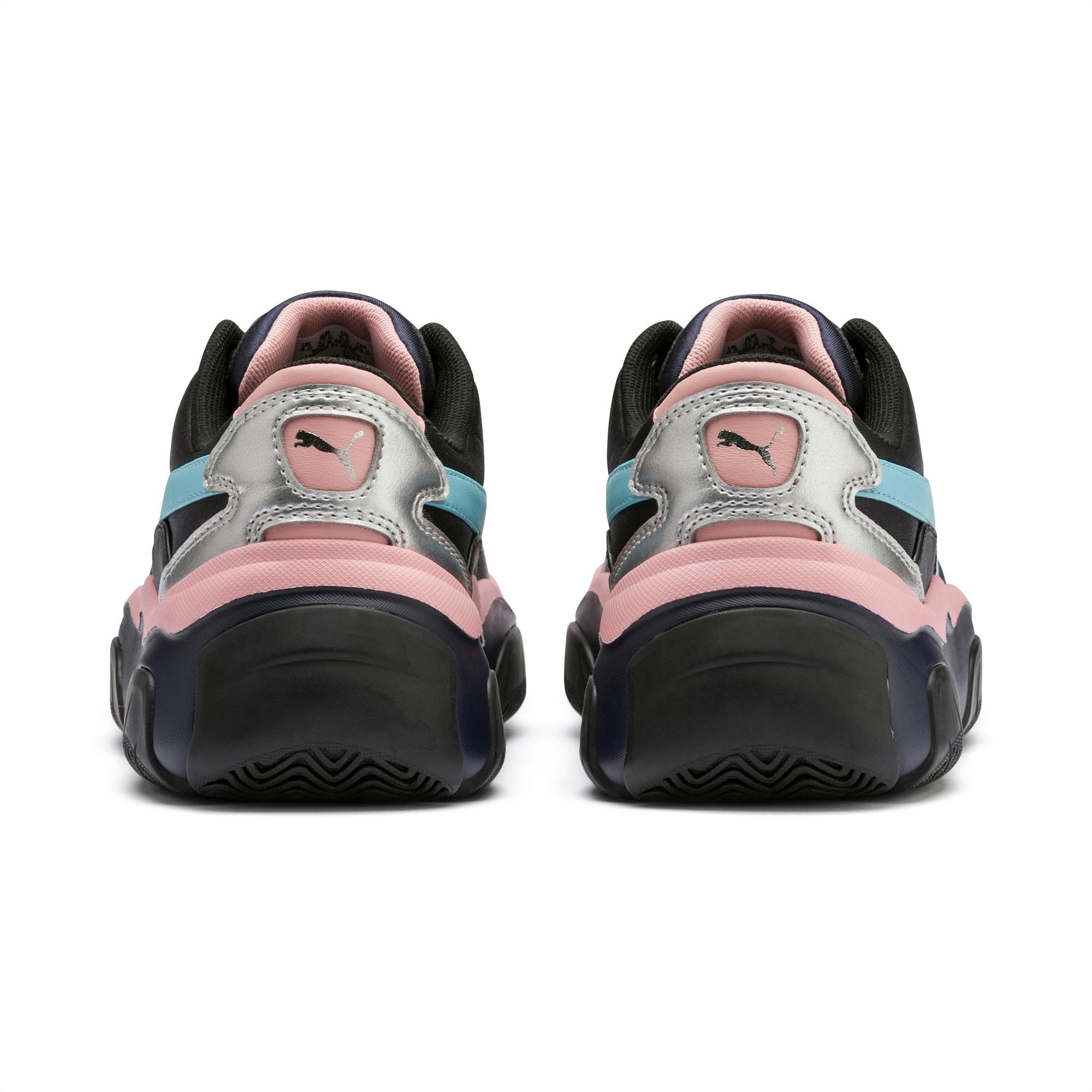 Puma STORM.Y Metallic Sneakers Black