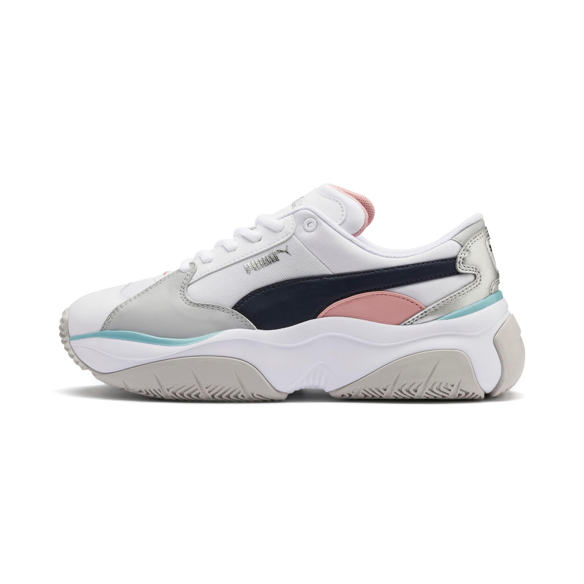 STORM.Y Metallic Wns | Puma, Sneakers og Læder