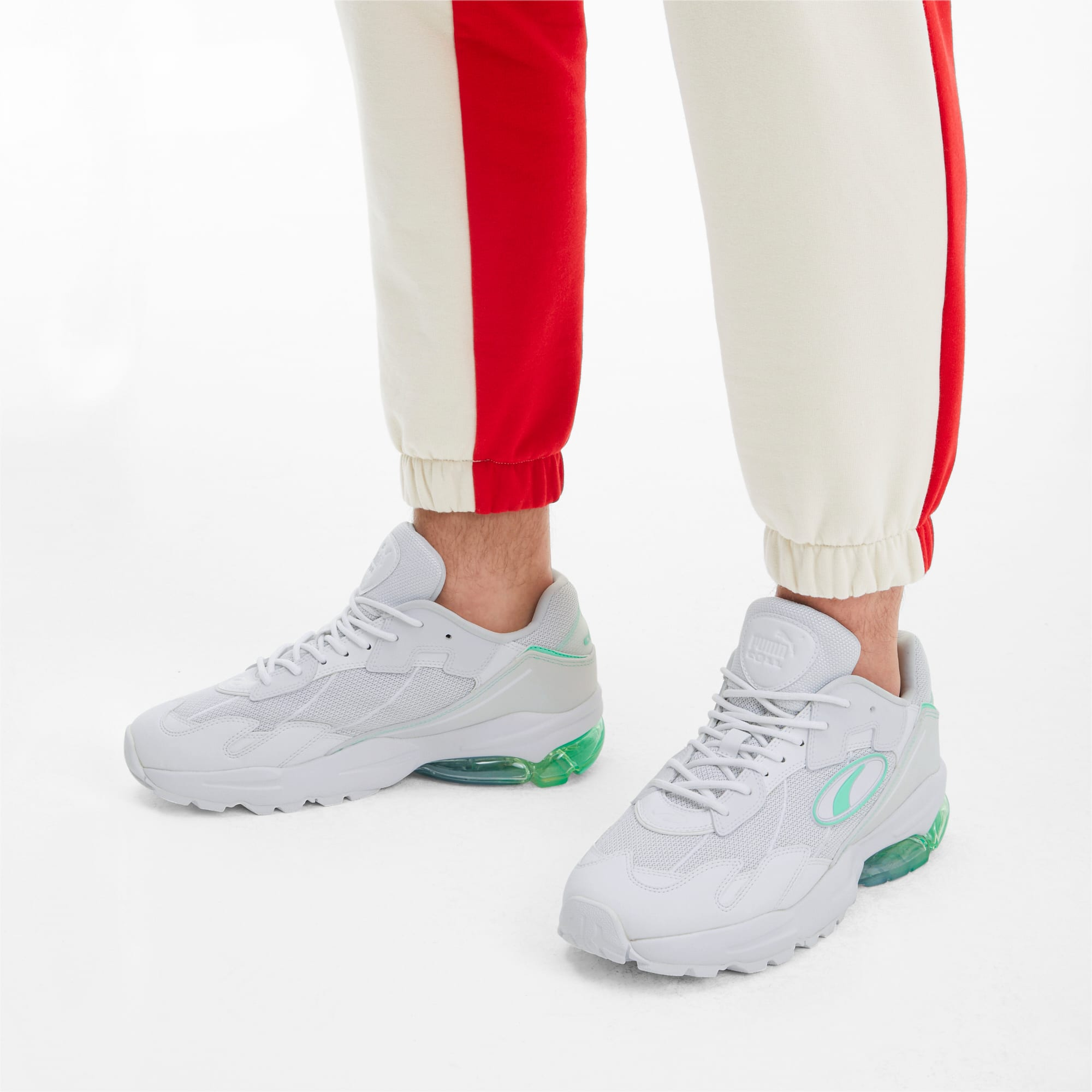 CELL Ultra Transparent Trainers