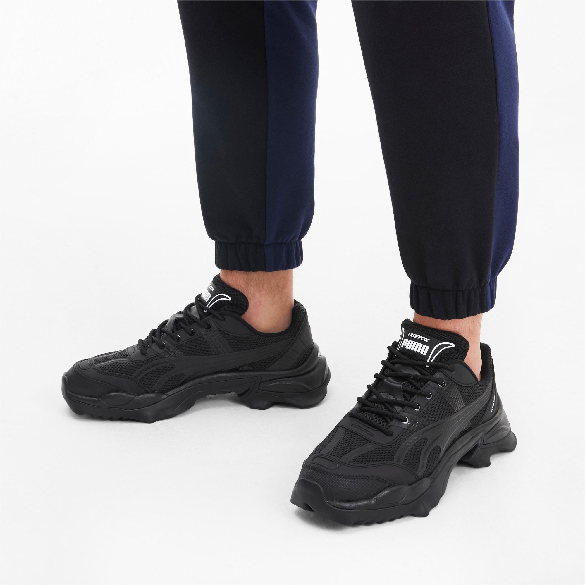 Nitefox Crossin' Mesh løbesko | Puma Black | PUMA Shoes | PUMA