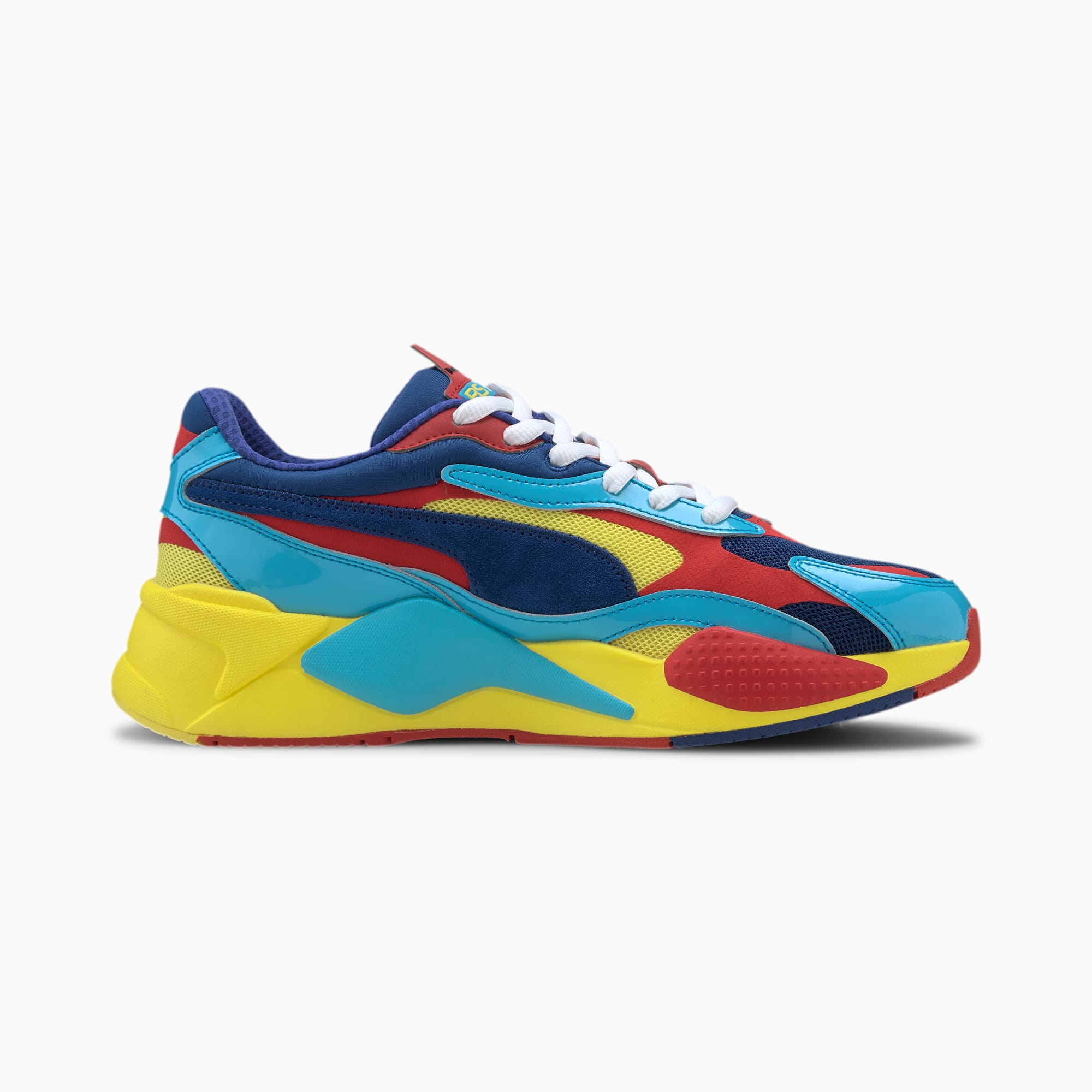 RS-X³ Plastic Sneakers