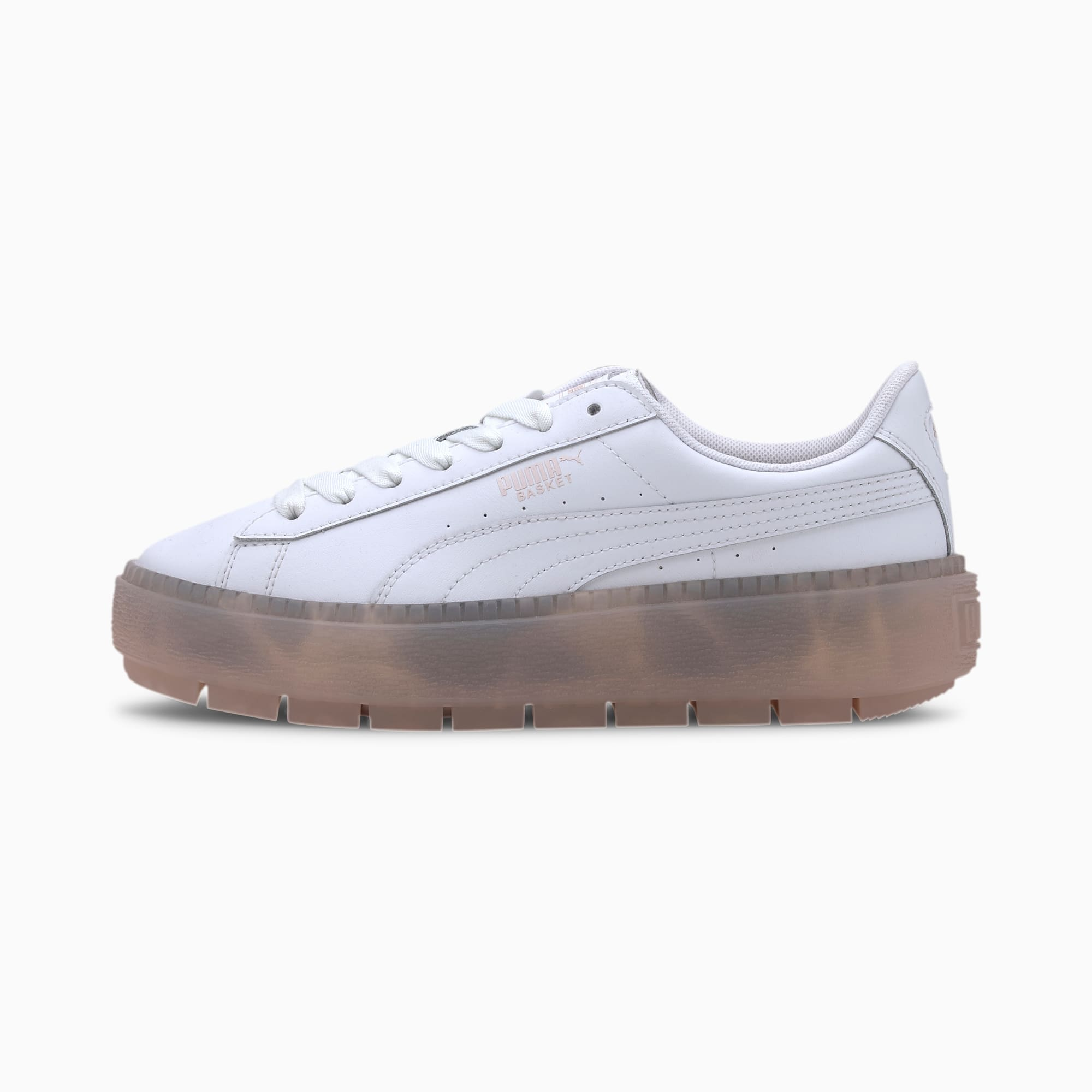 Platform Trace Translucent Women's Sneakers