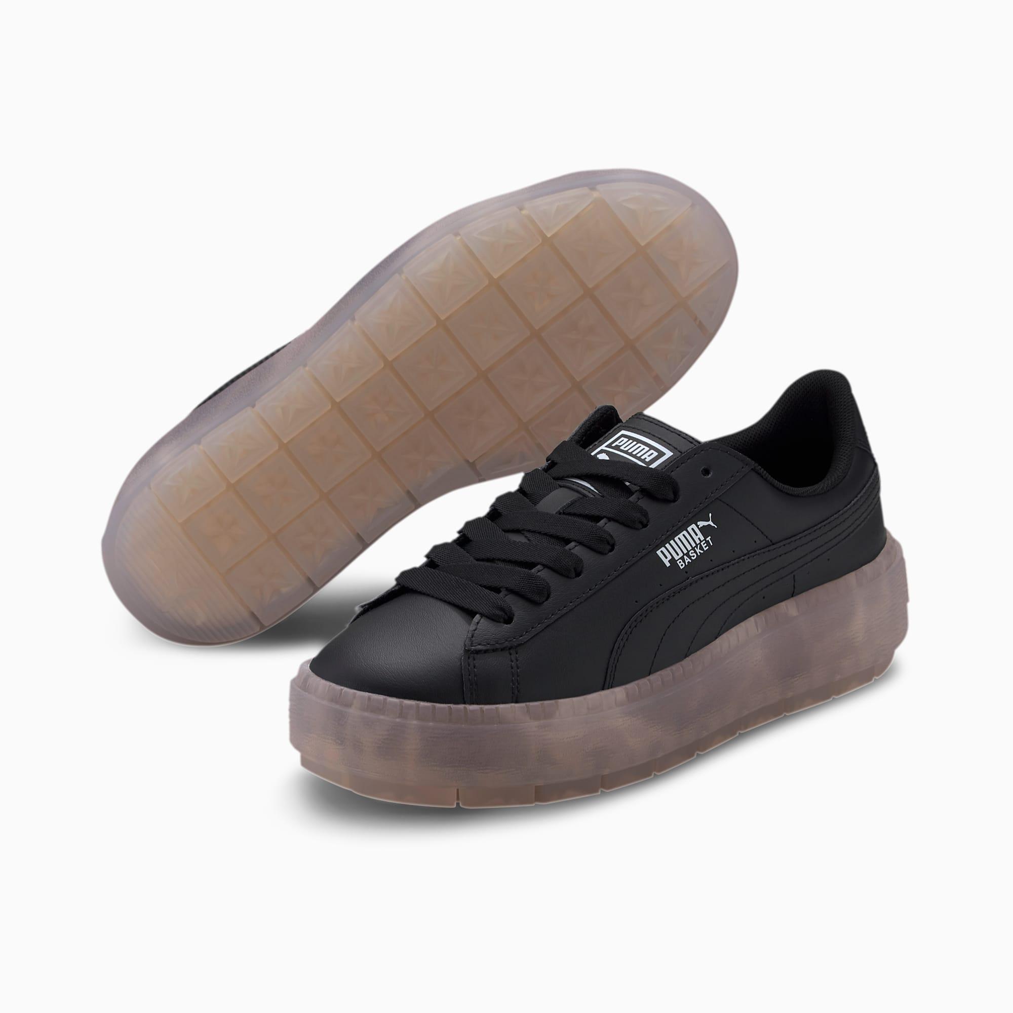 Platform Trace Translucent Women's Sneakers   PUMA US