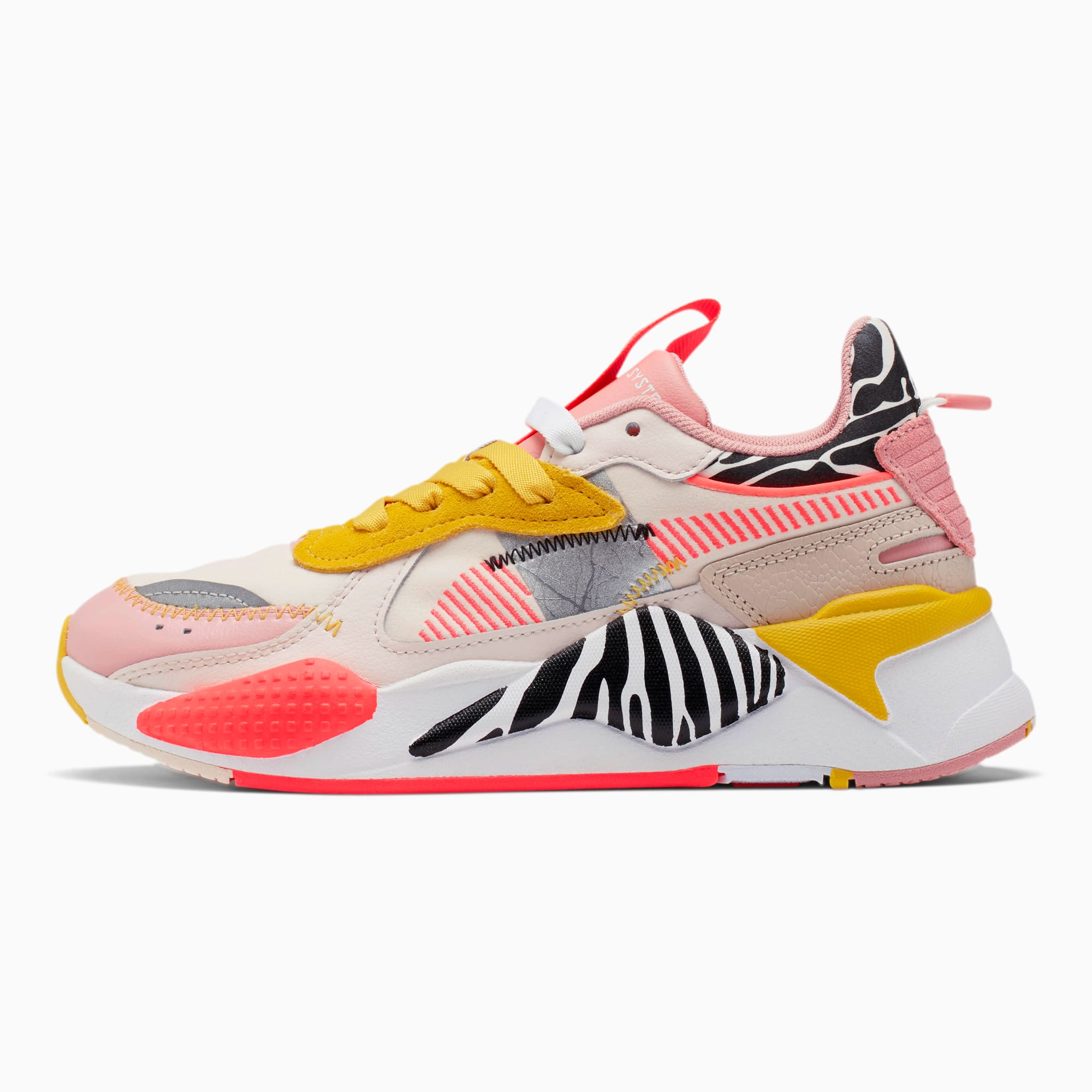 RS-X Unexpected Mixes Women's Sneakers