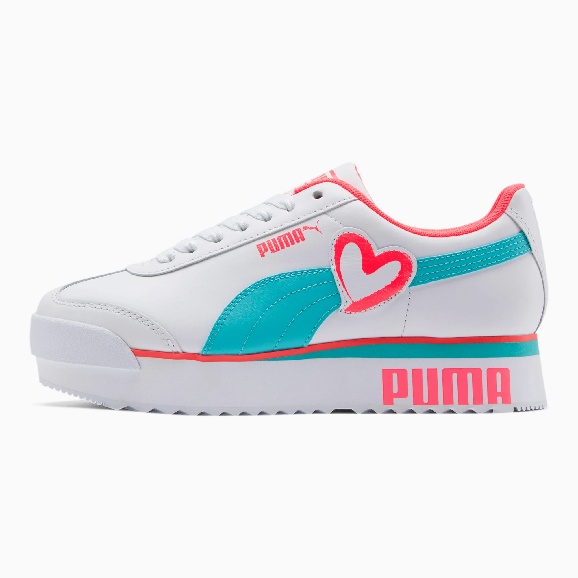 Roma Amor Heart Women's Sneakers