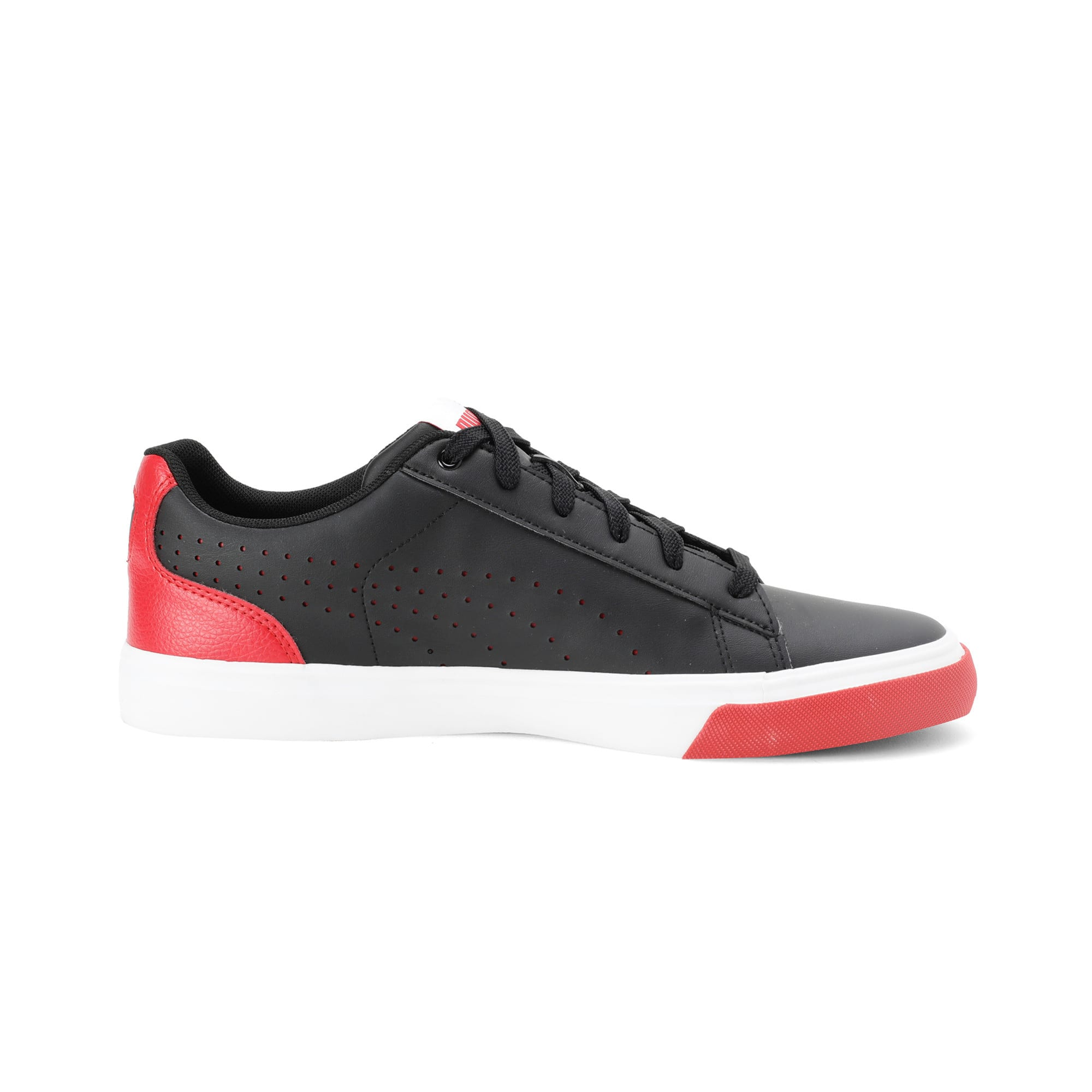 Thumbnail 5 of Flight X 2 IDP, Puma Black-High Risk Red, medium-IND