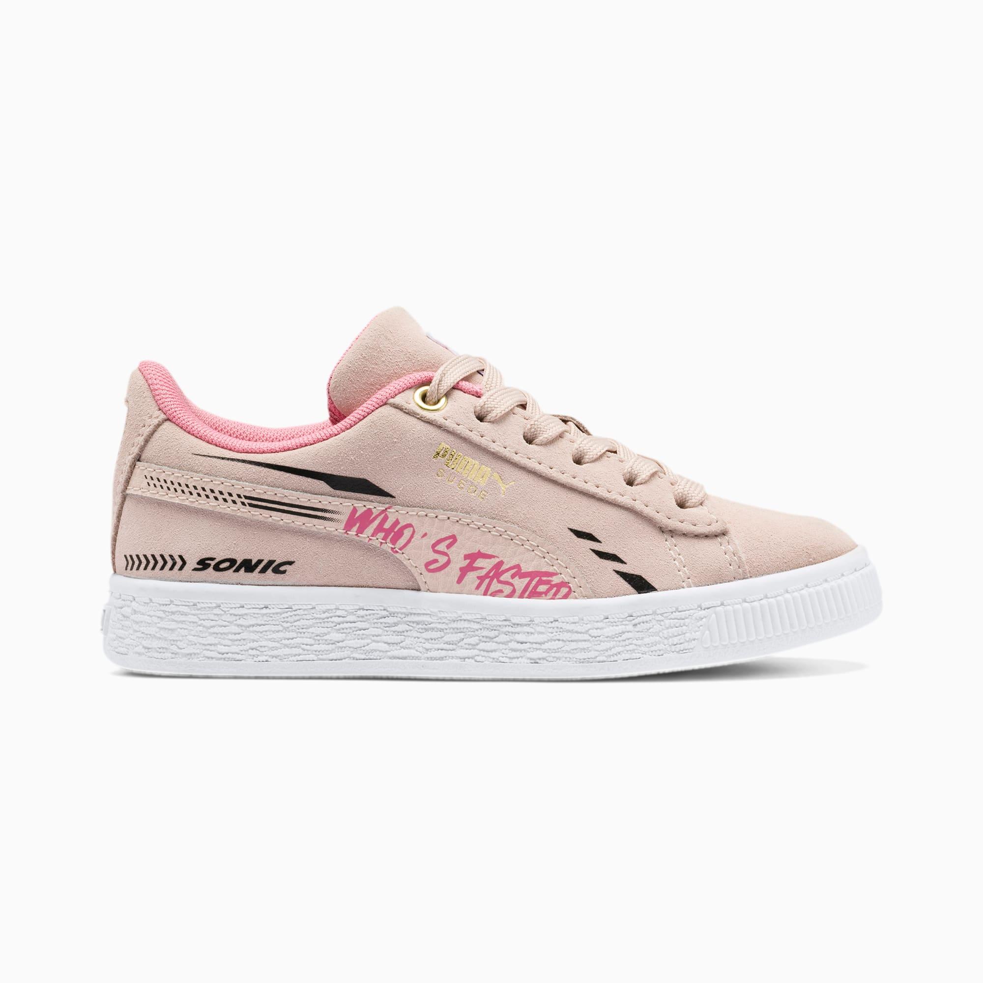 sonic chaussure puma