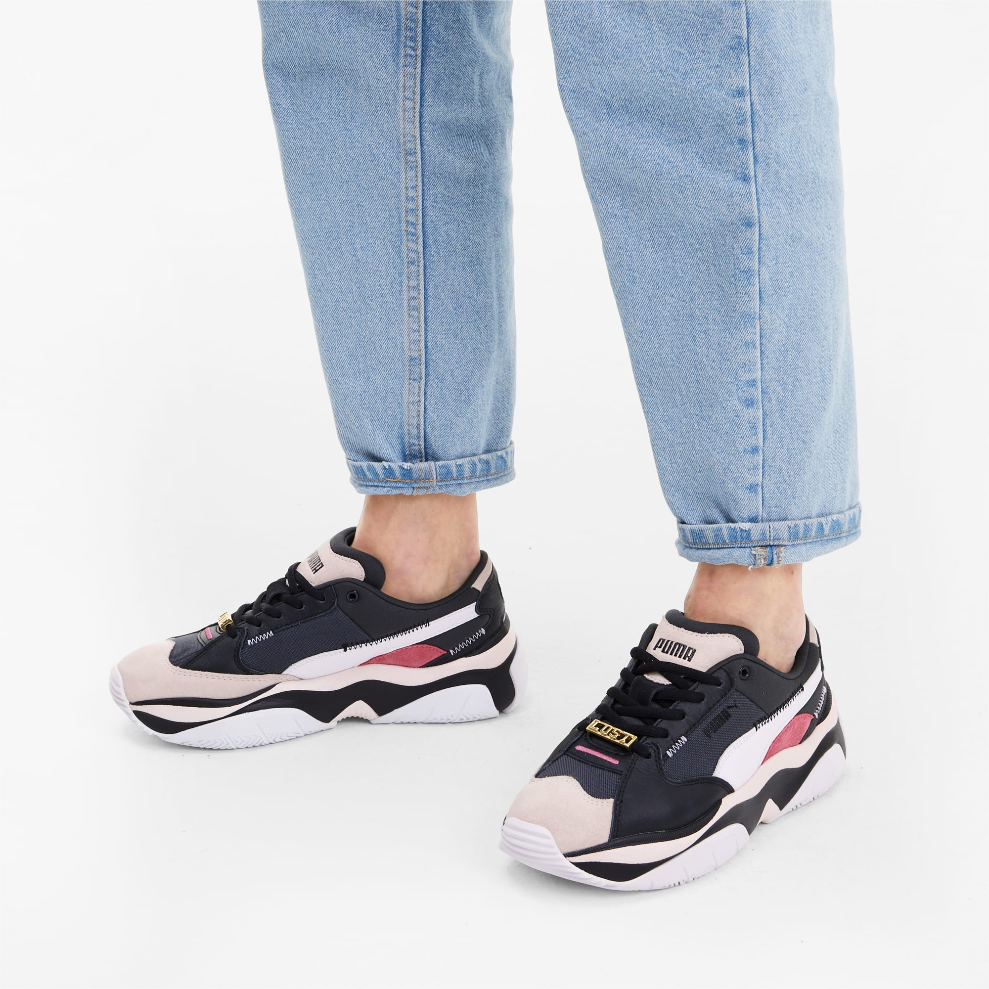 Storm Anti-Valentine's Day Women's Sneakers