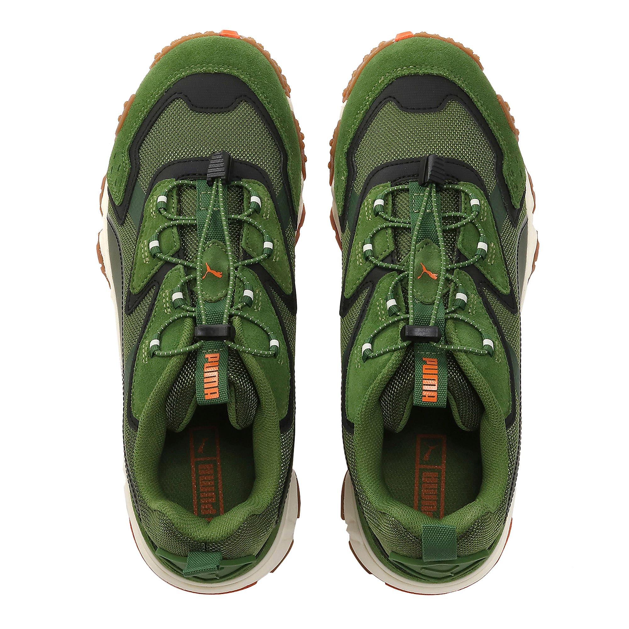 Thumbnail 6 of トレイルフォックス MTS ウォーター スニーカー, Garden Green-Whisper Wht-Gum, medium-JPN
