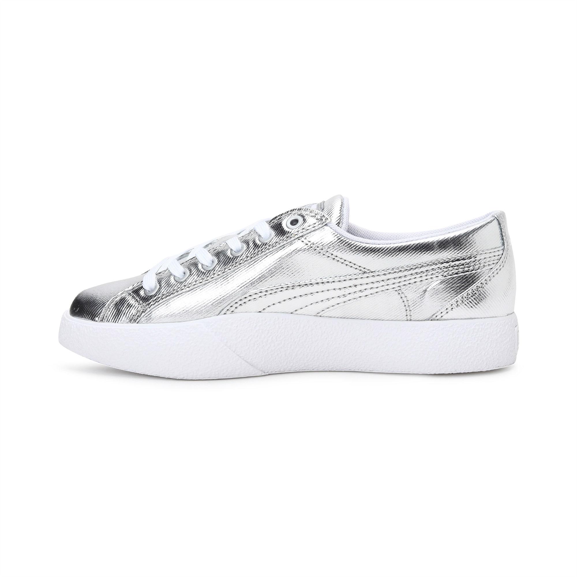 Familiar Derechos de autor arrepentirse  Love Metallic Women's Shoes | Puma Silver | PUMA Footwear Special | PUMA