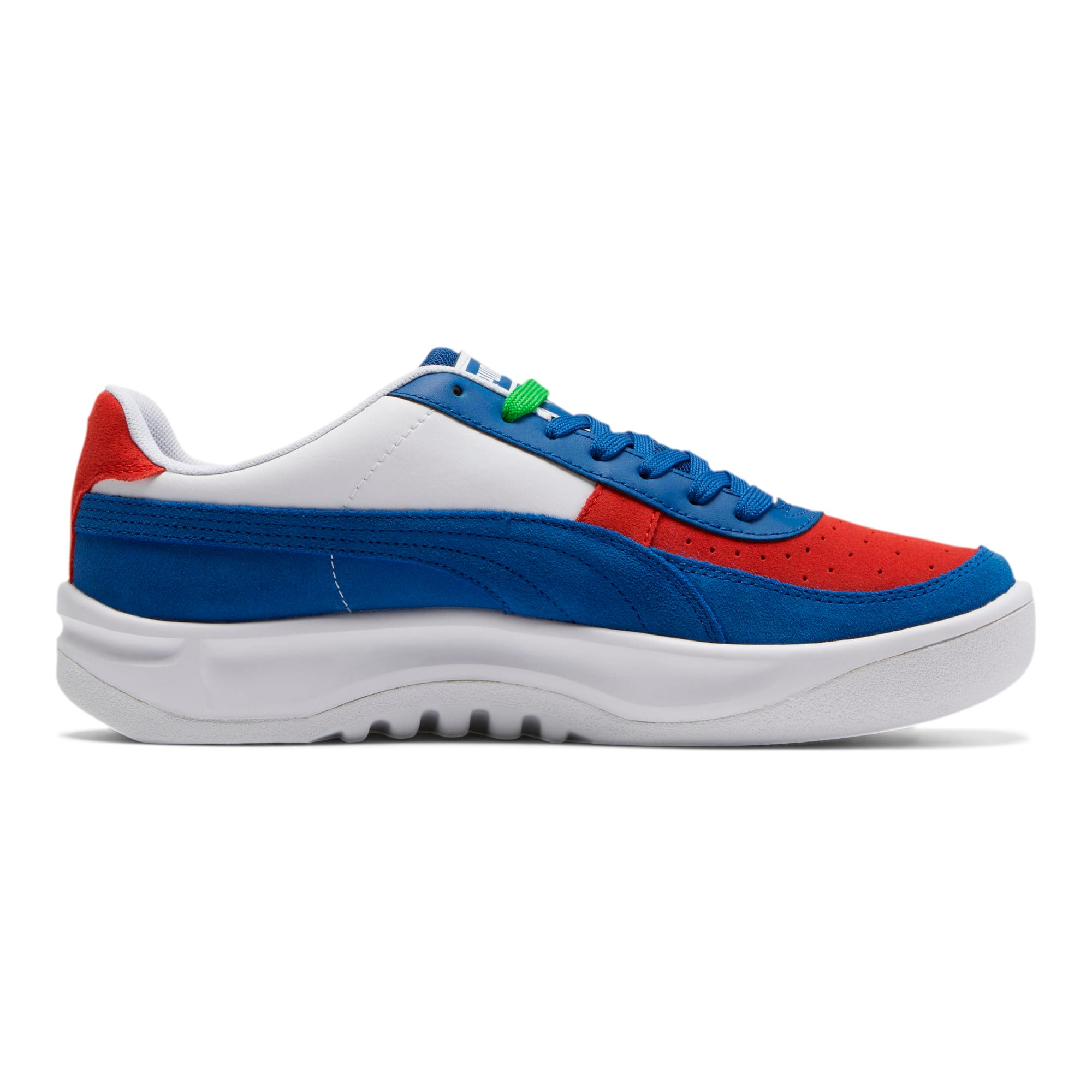 Thumbnail 5 of GV Special + Primary Sneakers, Gy Blue- White-High Risk Red, medium