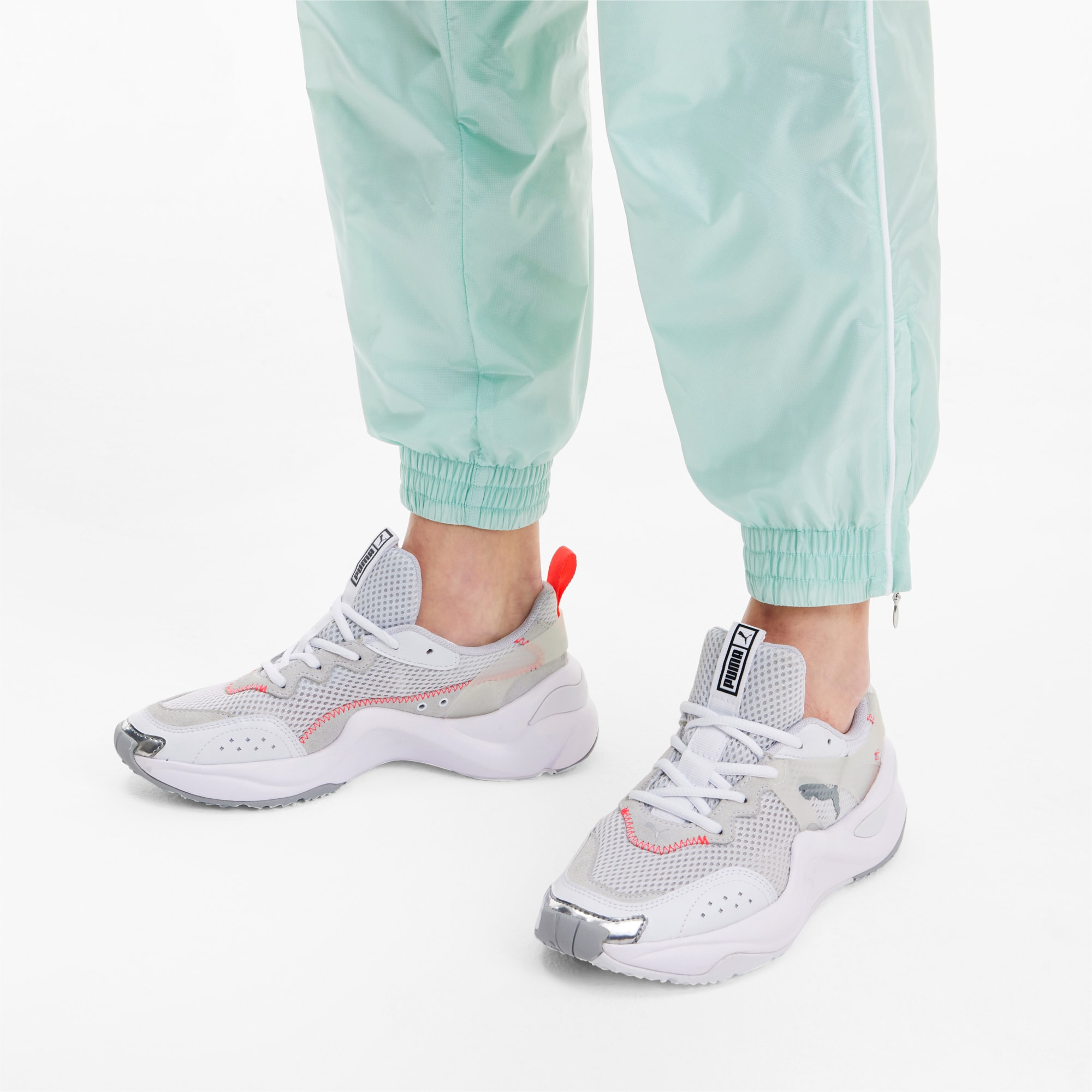 Rise Contrast Women's Sneakers
