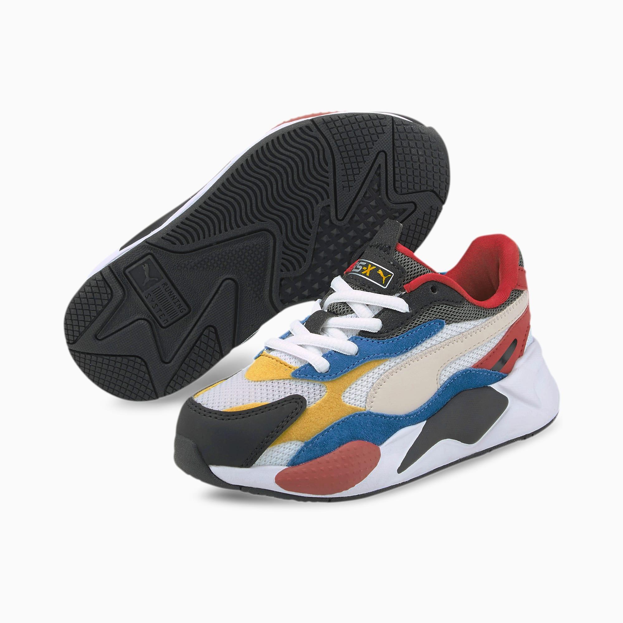 Buty sportowe RS X Puzzle dla dzieci