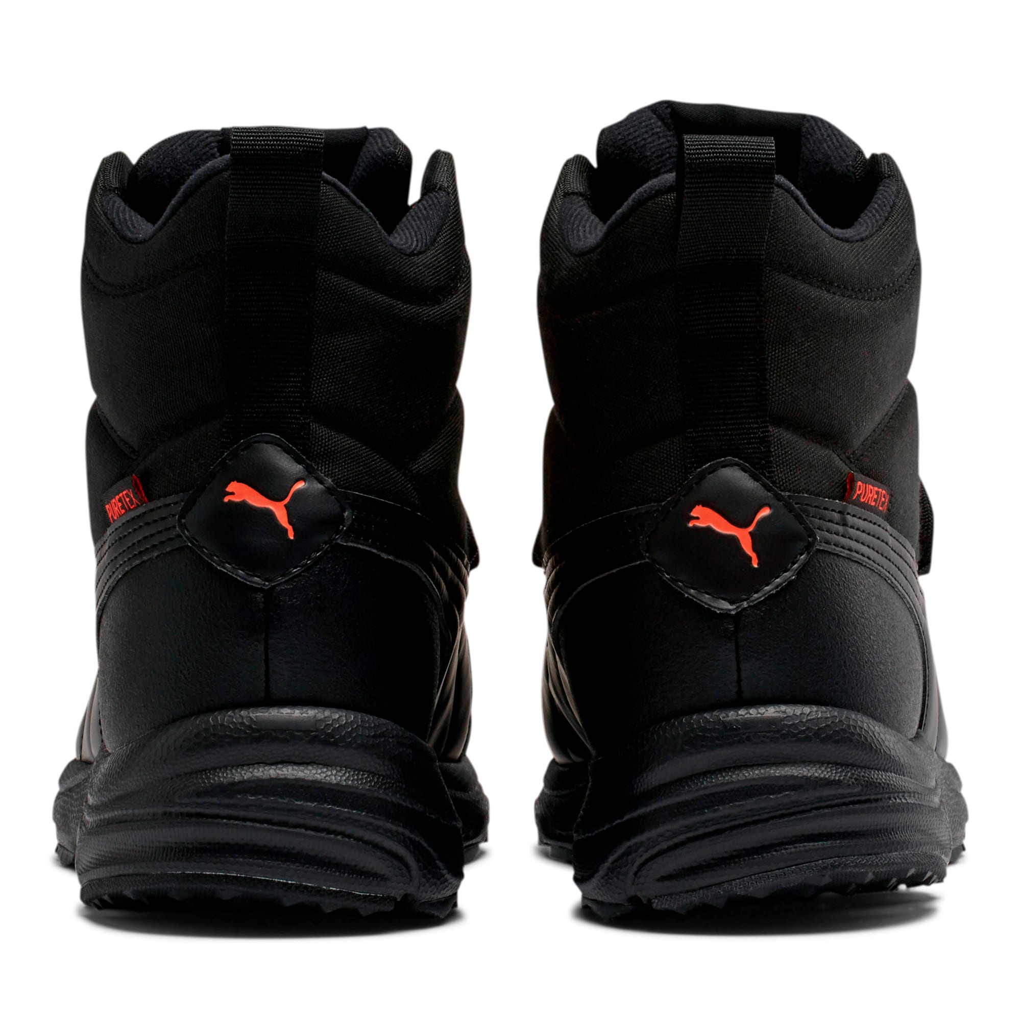 Thumbnail 3 of Axis Trail Winter Boots, Black-Nrgy Red-Whisper White, medium