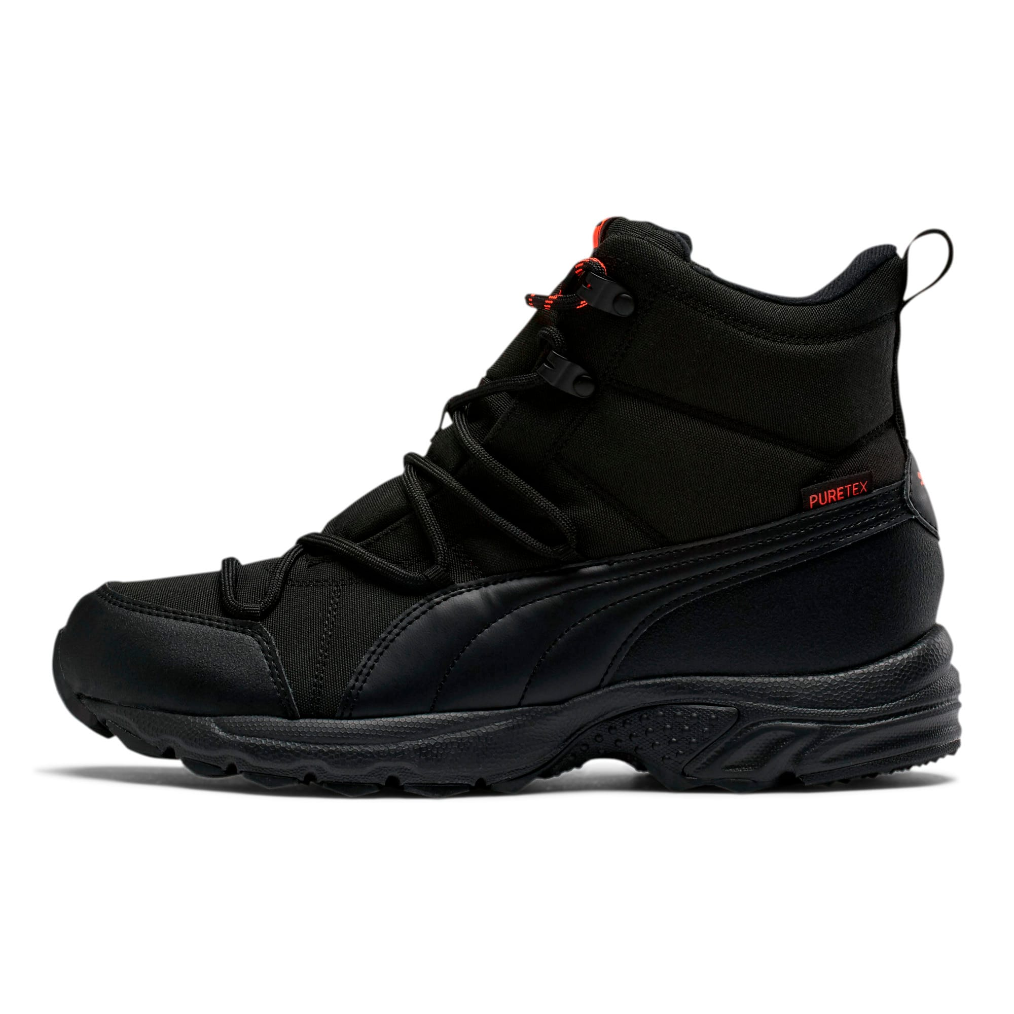 Thumbnail 1 of Axis Trail Winter Boots, Black-Nrgy Red-Whisper White, medium
