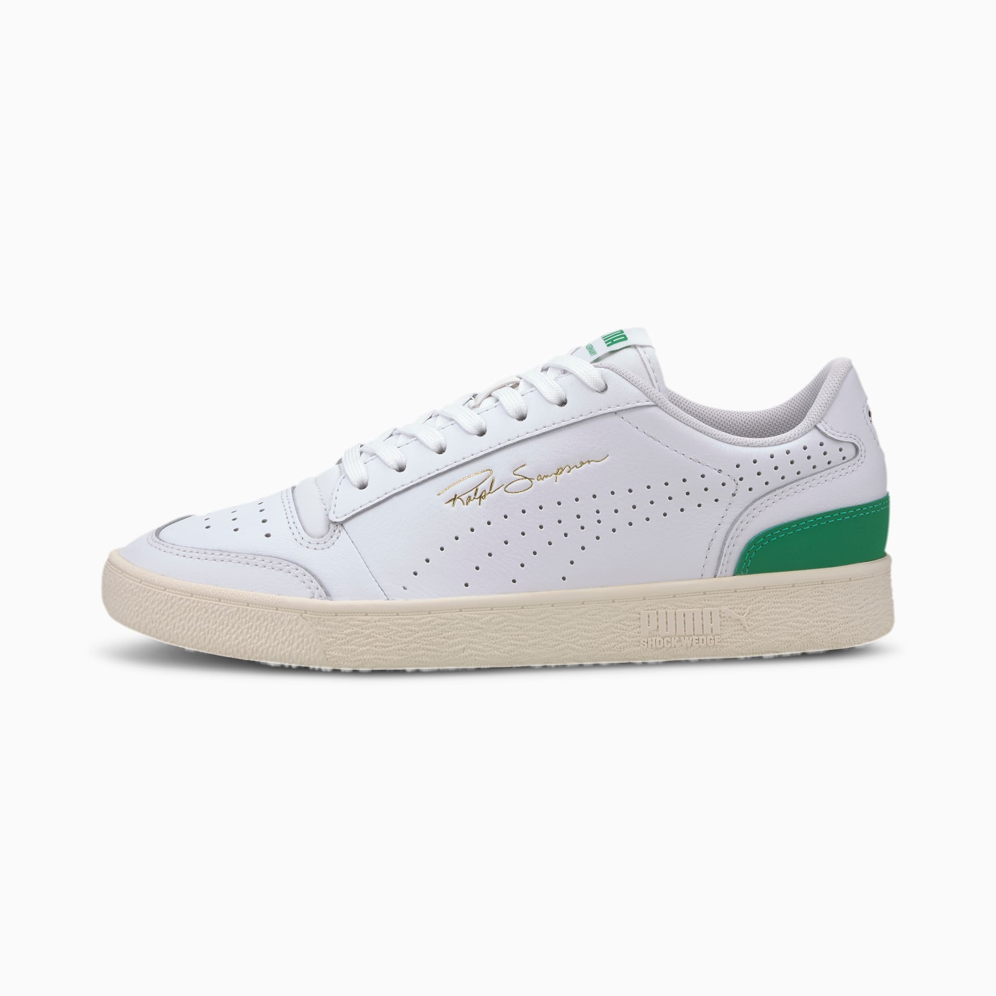 Ralph Sampson Lo Perforated Soft Trainers
