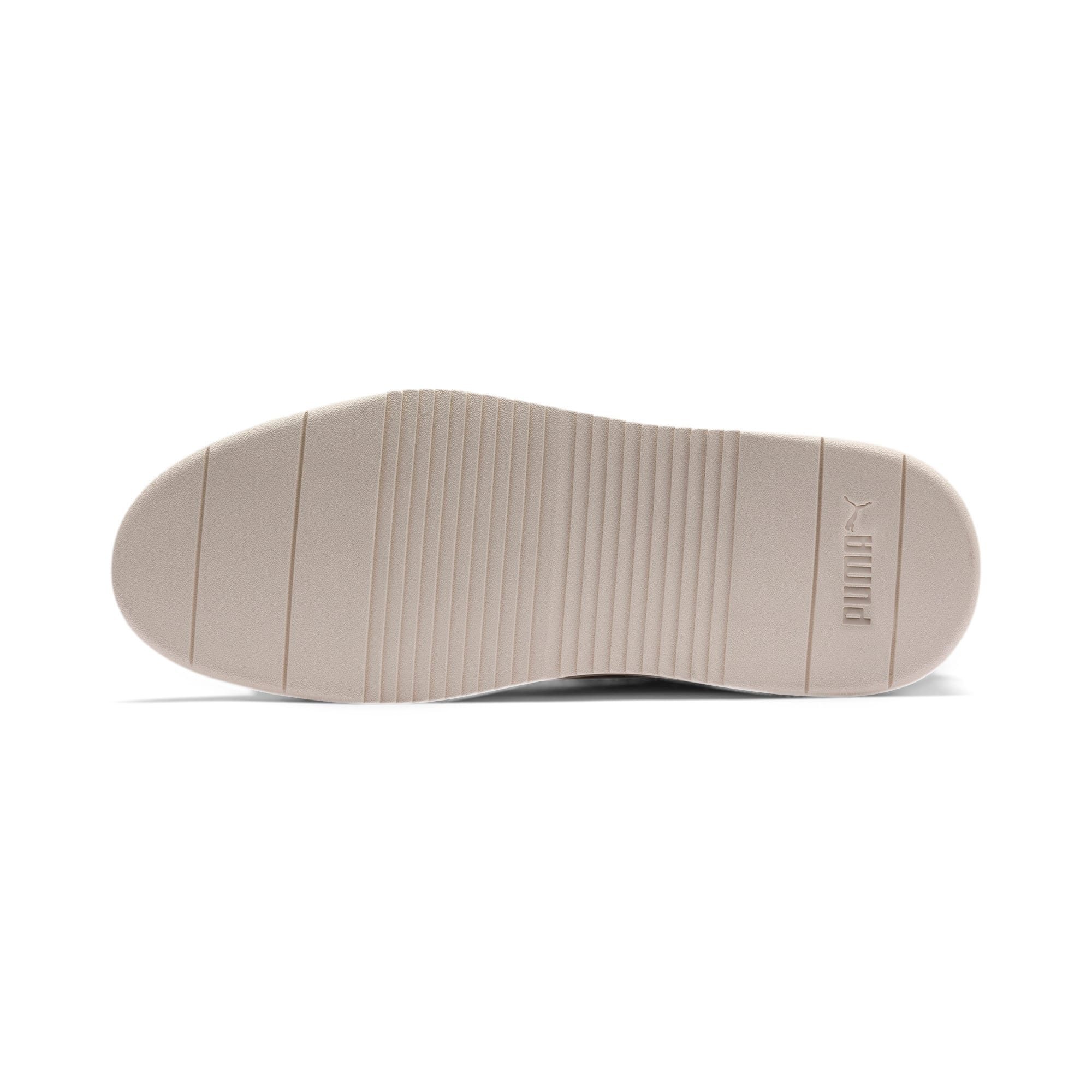 Thumbnail 4 of Cali Zero Demi Beige Trainers, Satellite-Silver Gray, medium