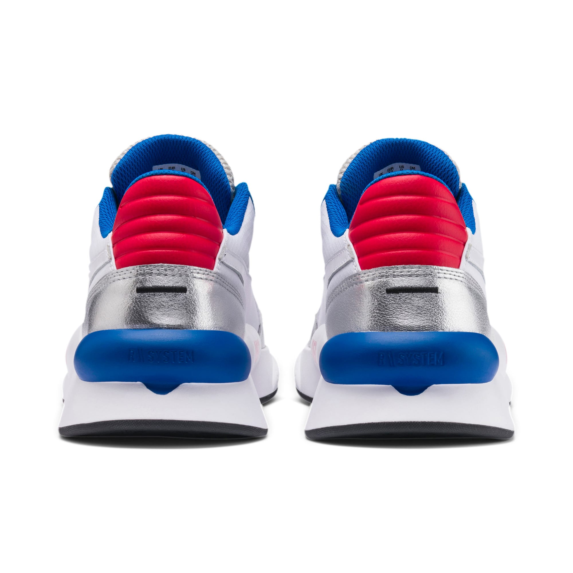Thumbnail 3 of RS 9.8 Space Agency Sneakers, Puma White-Puma Silver, medium