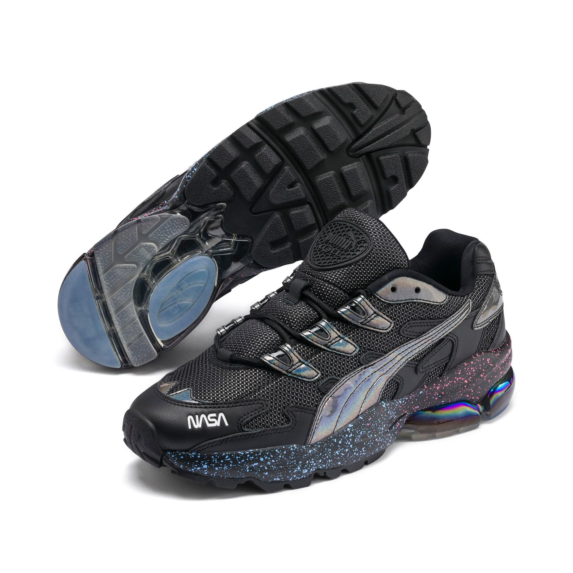 Thumbnail 2 of CELL Alien Space Explorer Sneaker, Puma Black-Puma Black, medium
