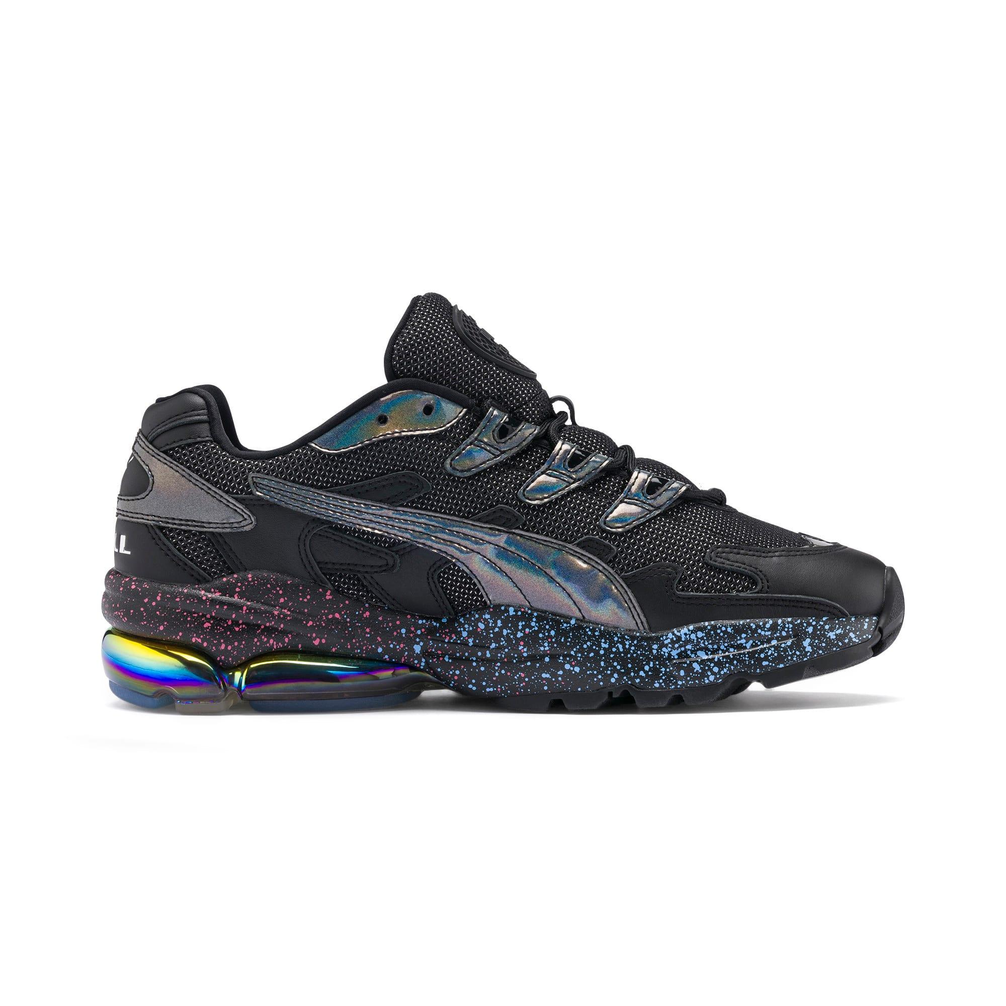 Thumbnail 5 of CELL Alien Space Explorer Sneaker, Puma Black-Puma Black, medium