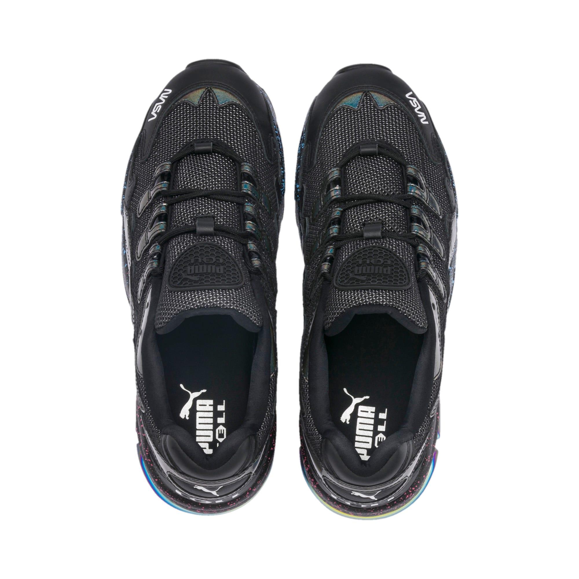 Thumbnail 6 of CELL Alien Space Explorer Sneaker, Puma Black-Puma Black, medium